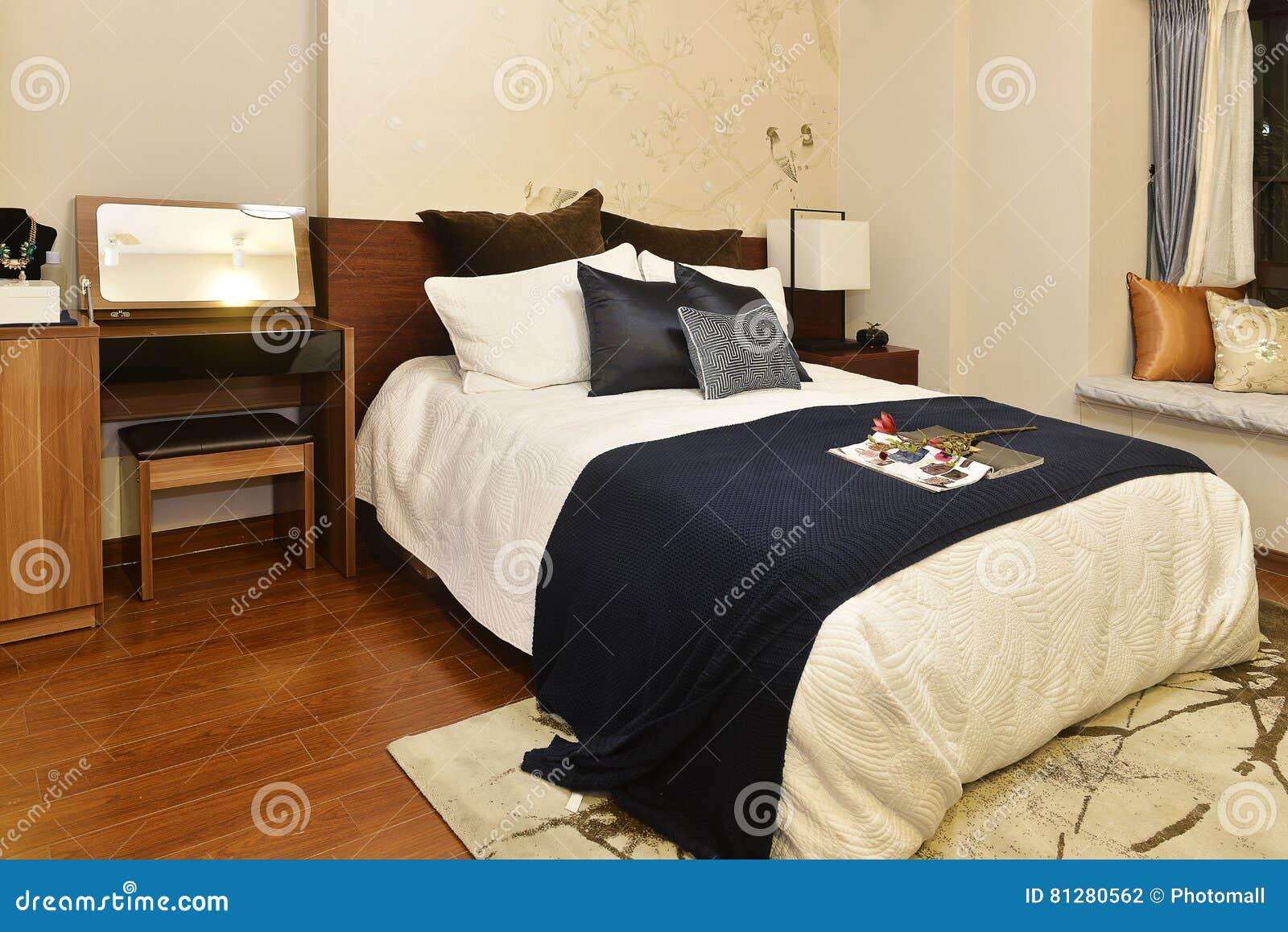 Camera da letto domestica di lusso