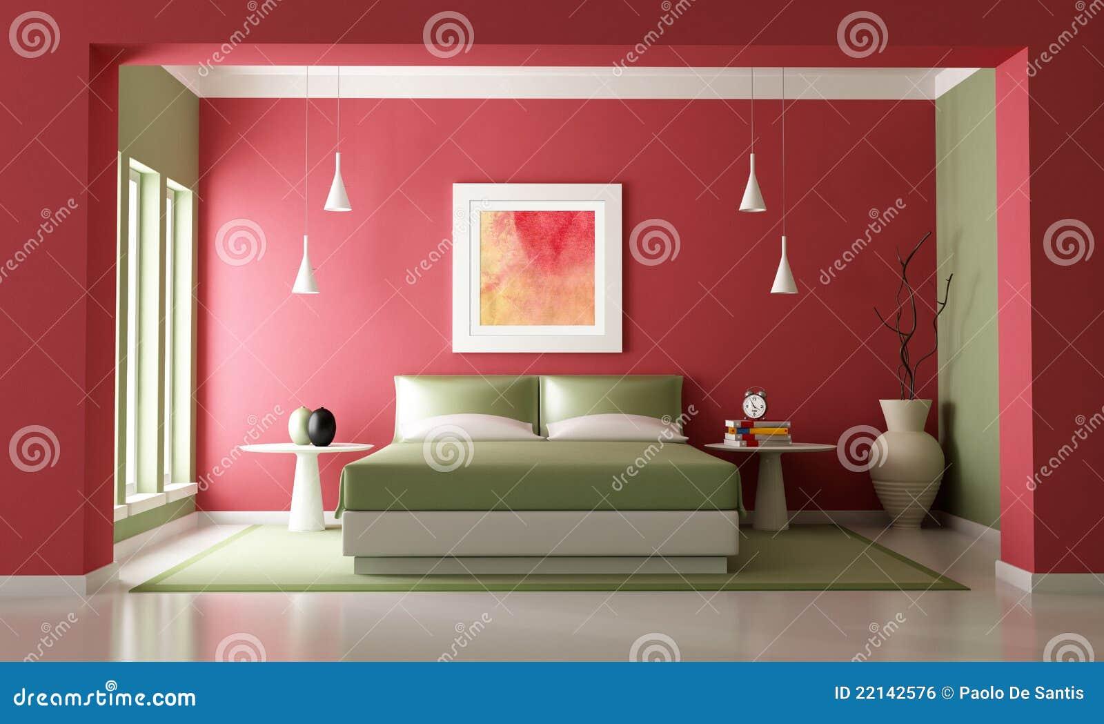 Parete Camera Da Letto Rossa ~ la scelta giusta è variata sul design ...