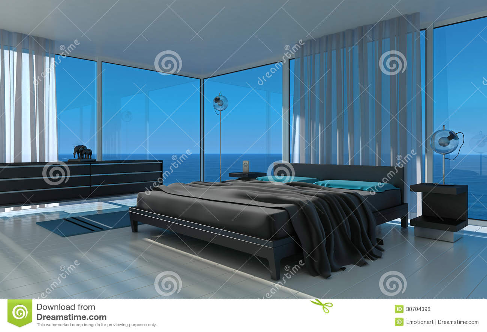 Camera da letto sul mare casamia idea di immagine - Camera letto mare ...