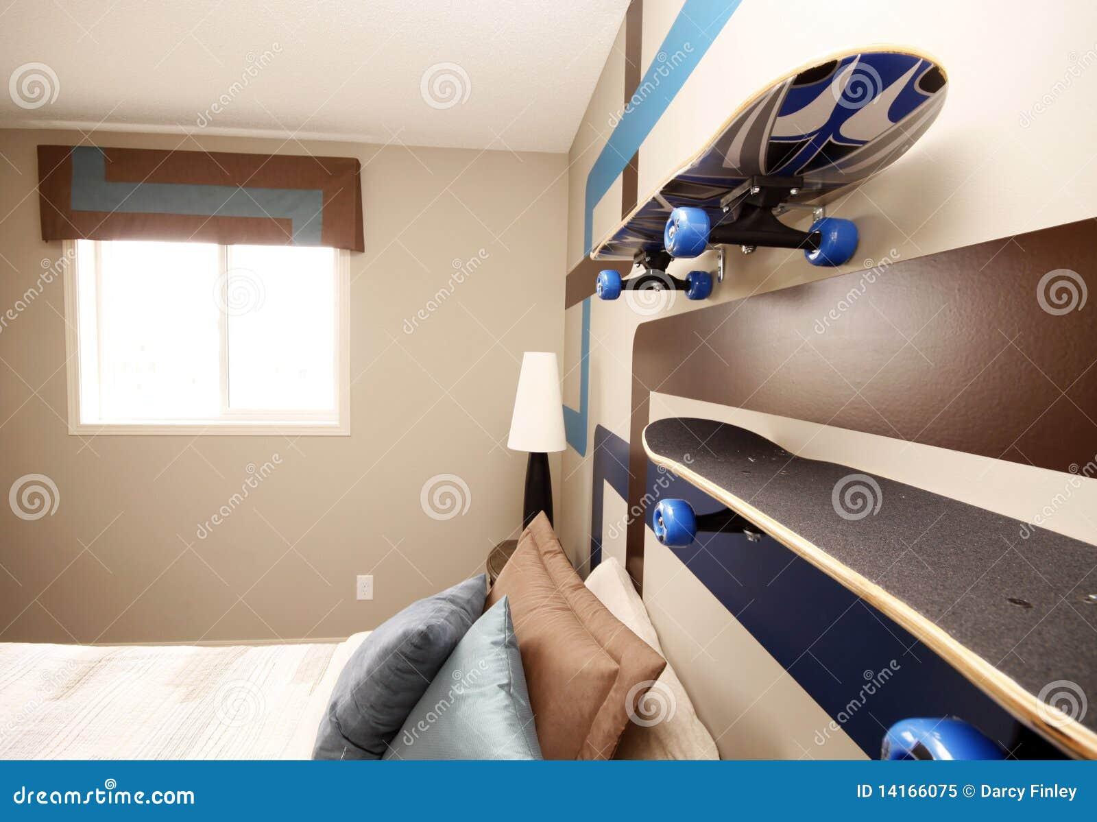 Camera Da Letto Fredda camera da letto fredda dei ragazzi immagine stock - immagine