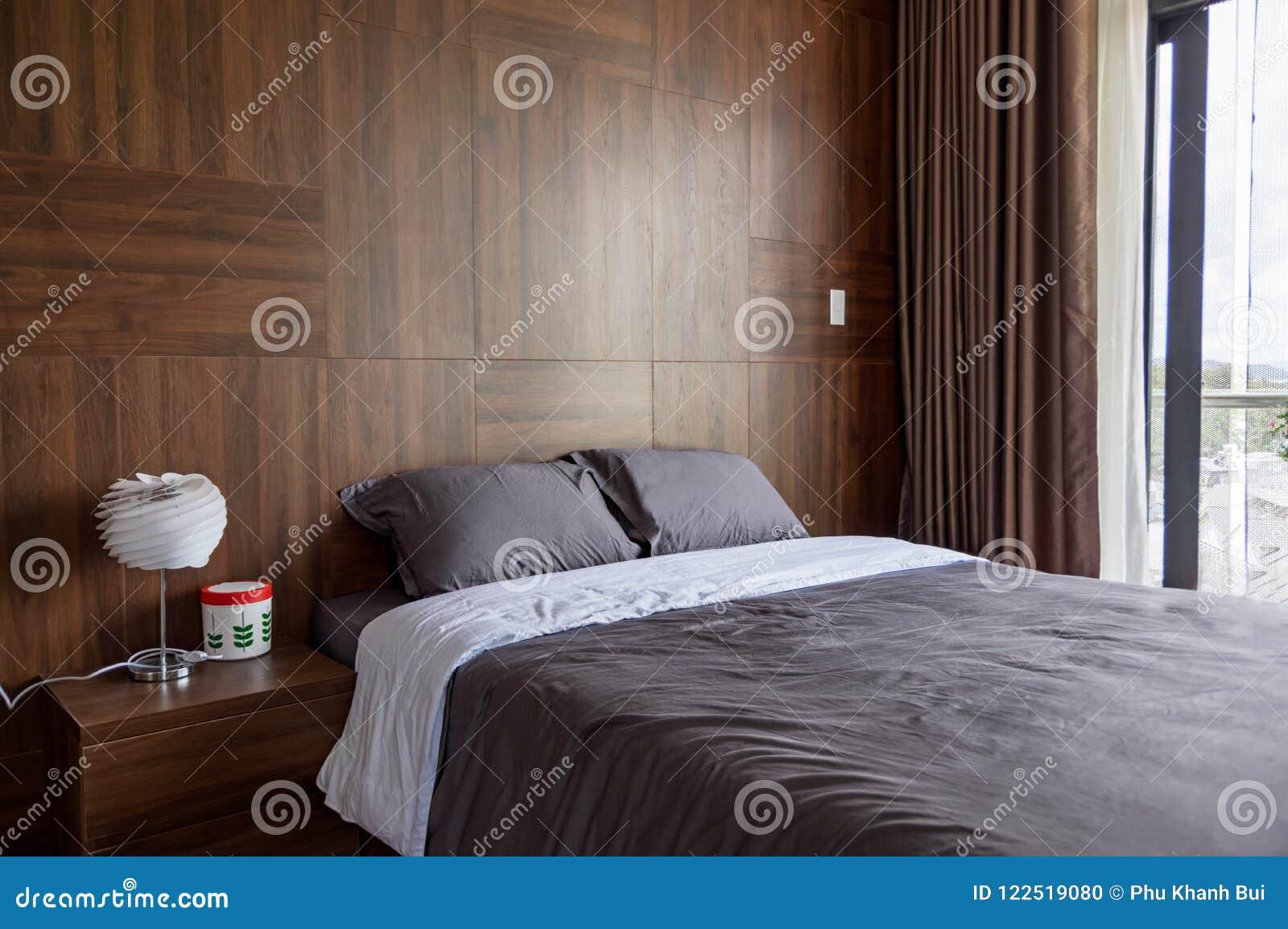 Camera da letto nelle progettazioni domestiche