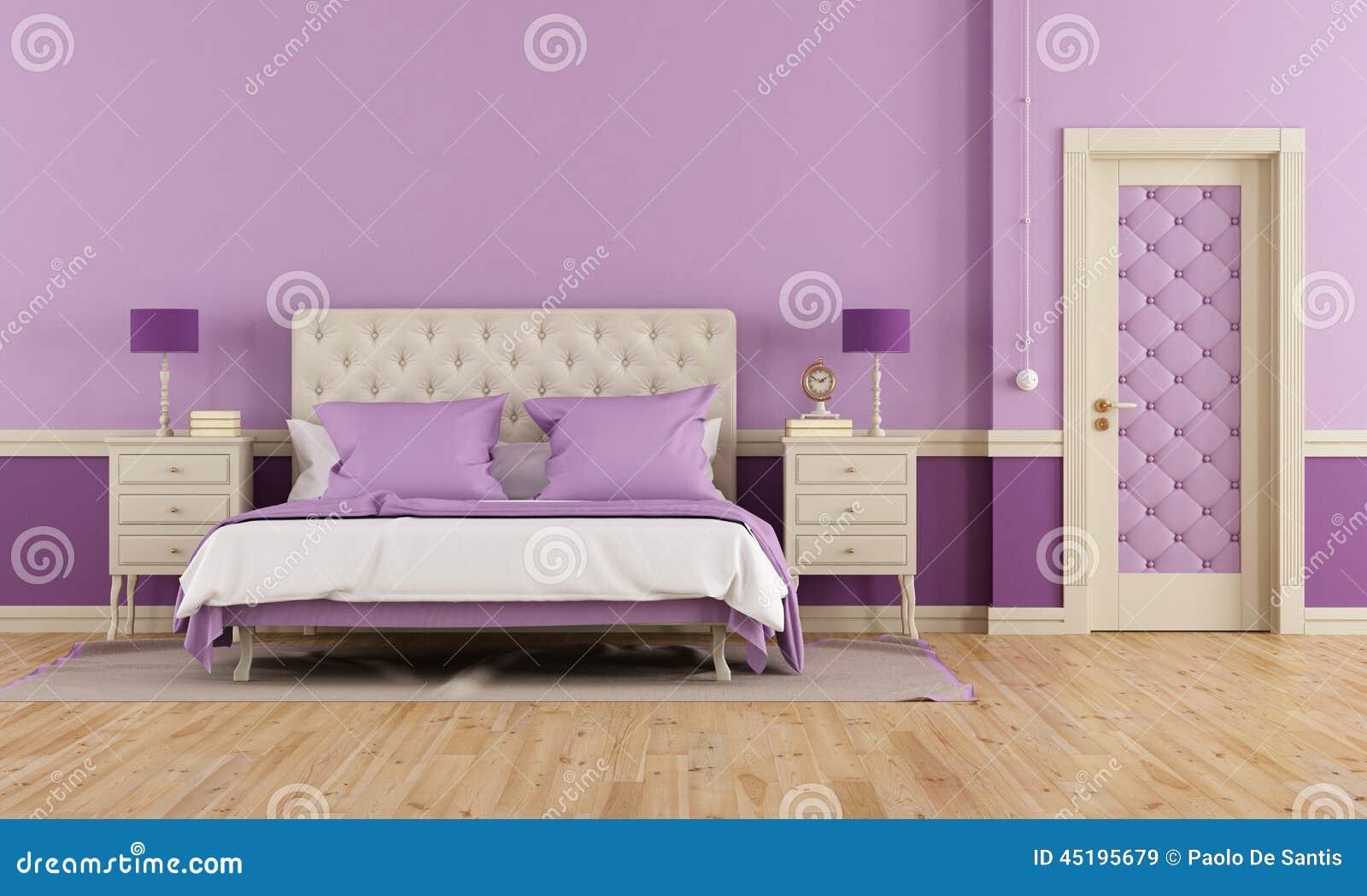 Parete viola camera da letto idee per la casa - Parete viola camera da letto ...