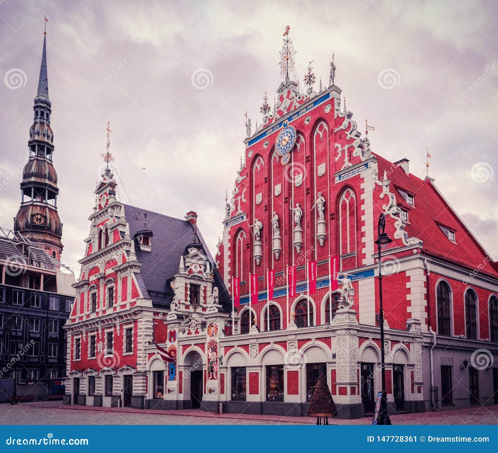 Camera dei comedoni Riga