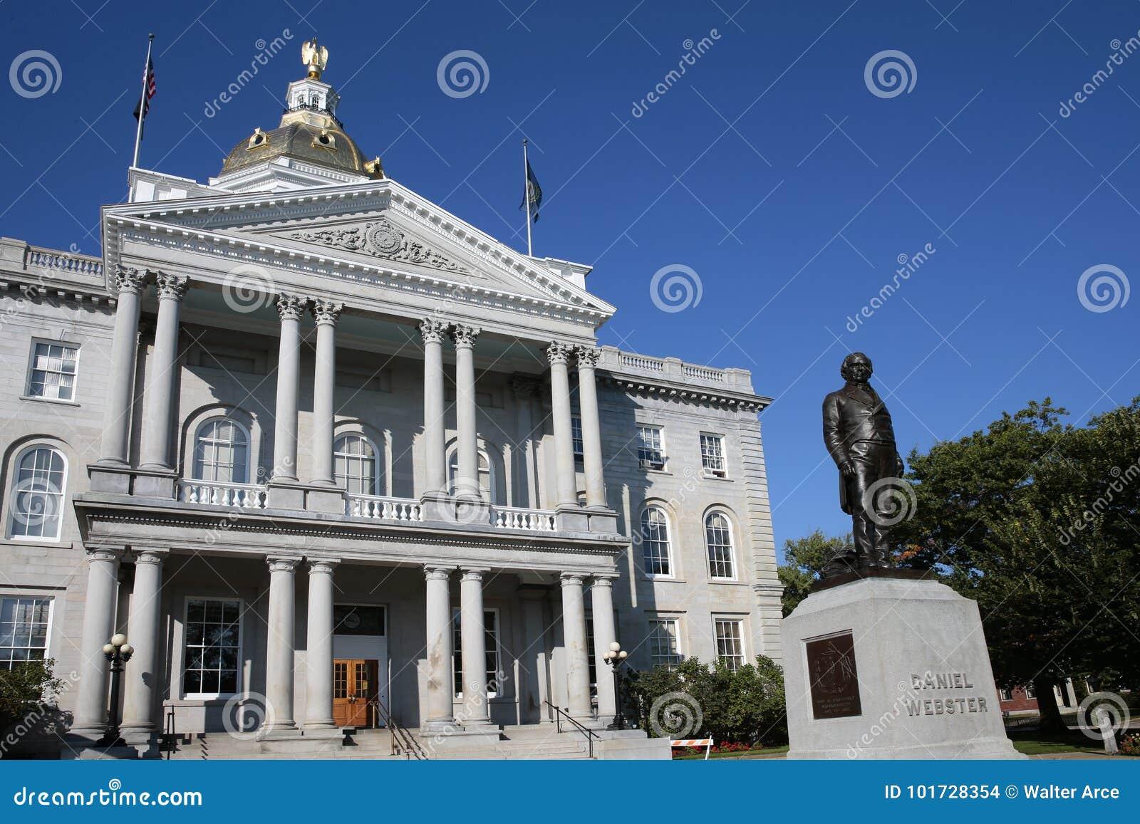 Camera del New Hampshire della condizione