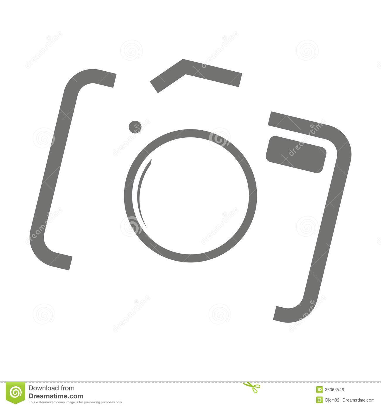 Camera Icon Royalty Free Stock Image
