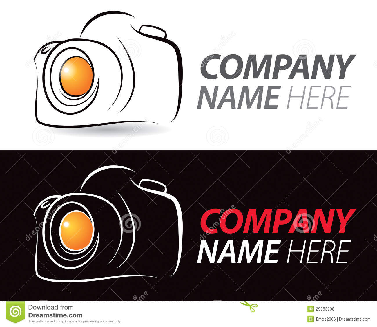 Camera Logo Royalty Free Stock Photos Image 29353908