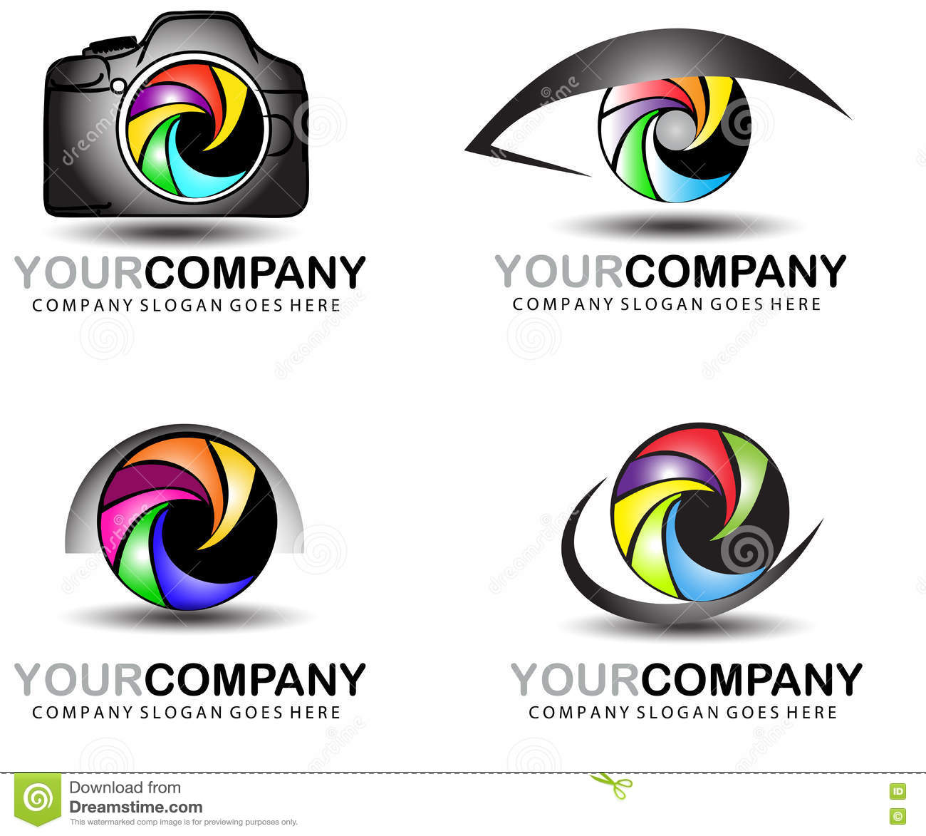 Camera Dslr Camera Logo dslr logo stock photos images pictures 101 camera drawing photography design set royalty free photography