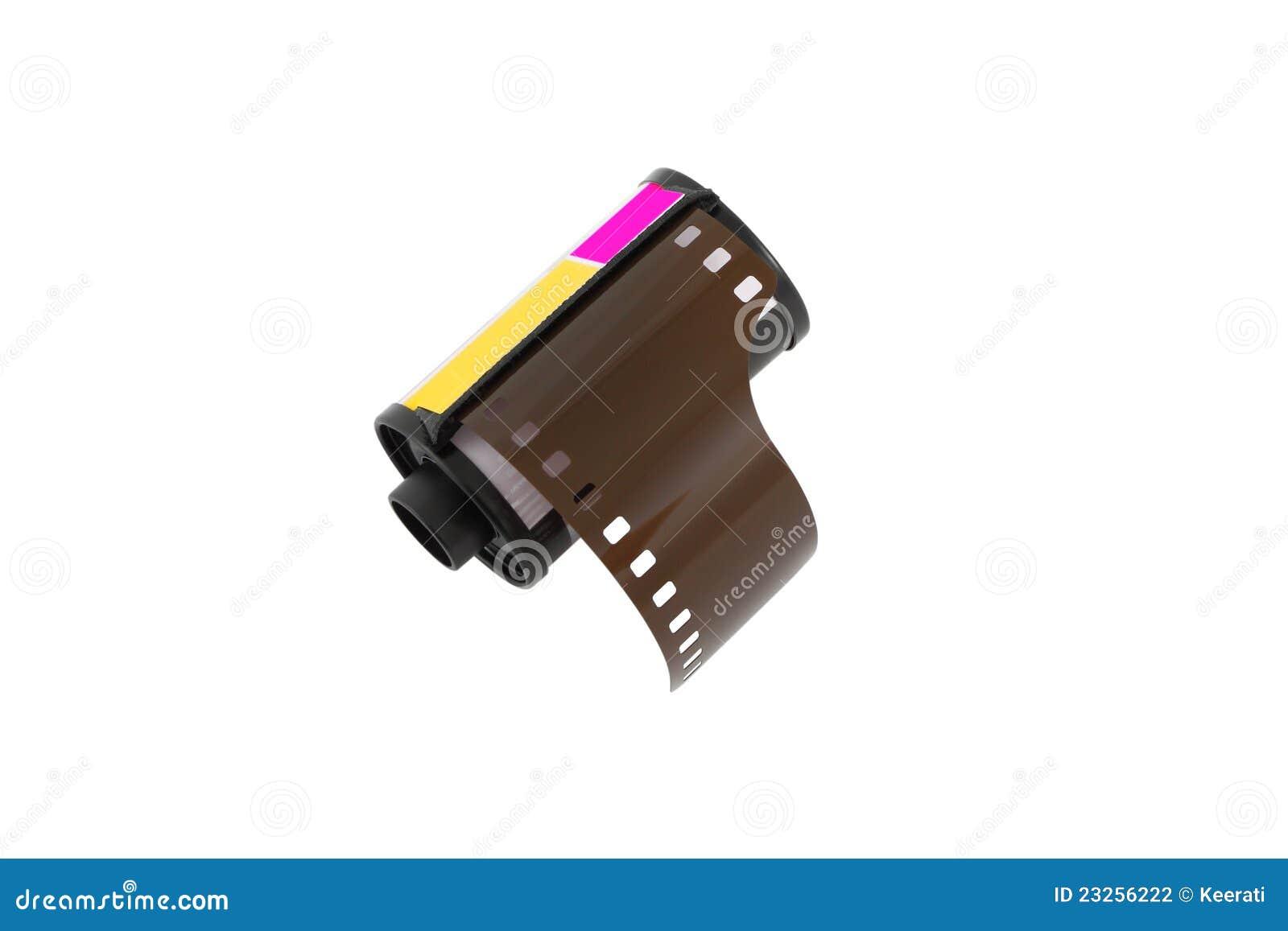 Camera negative film roll