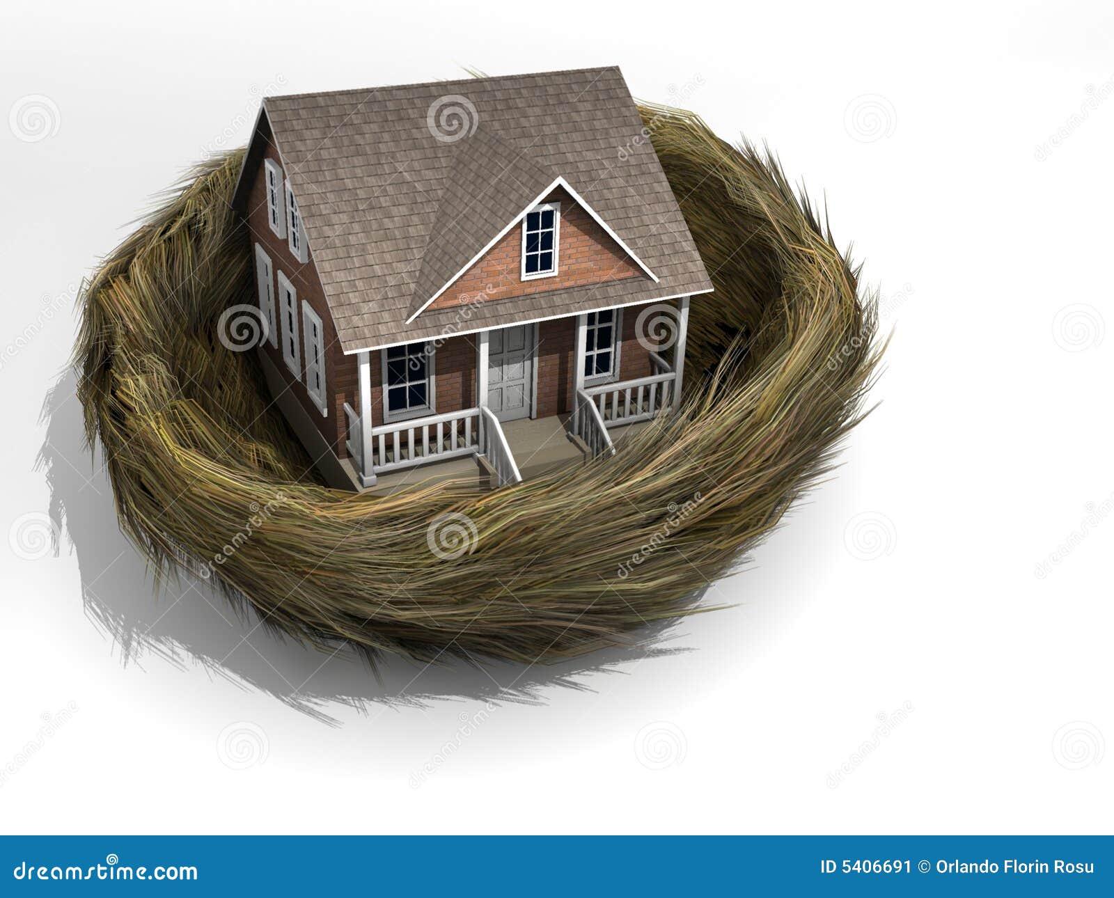 Camera in nido