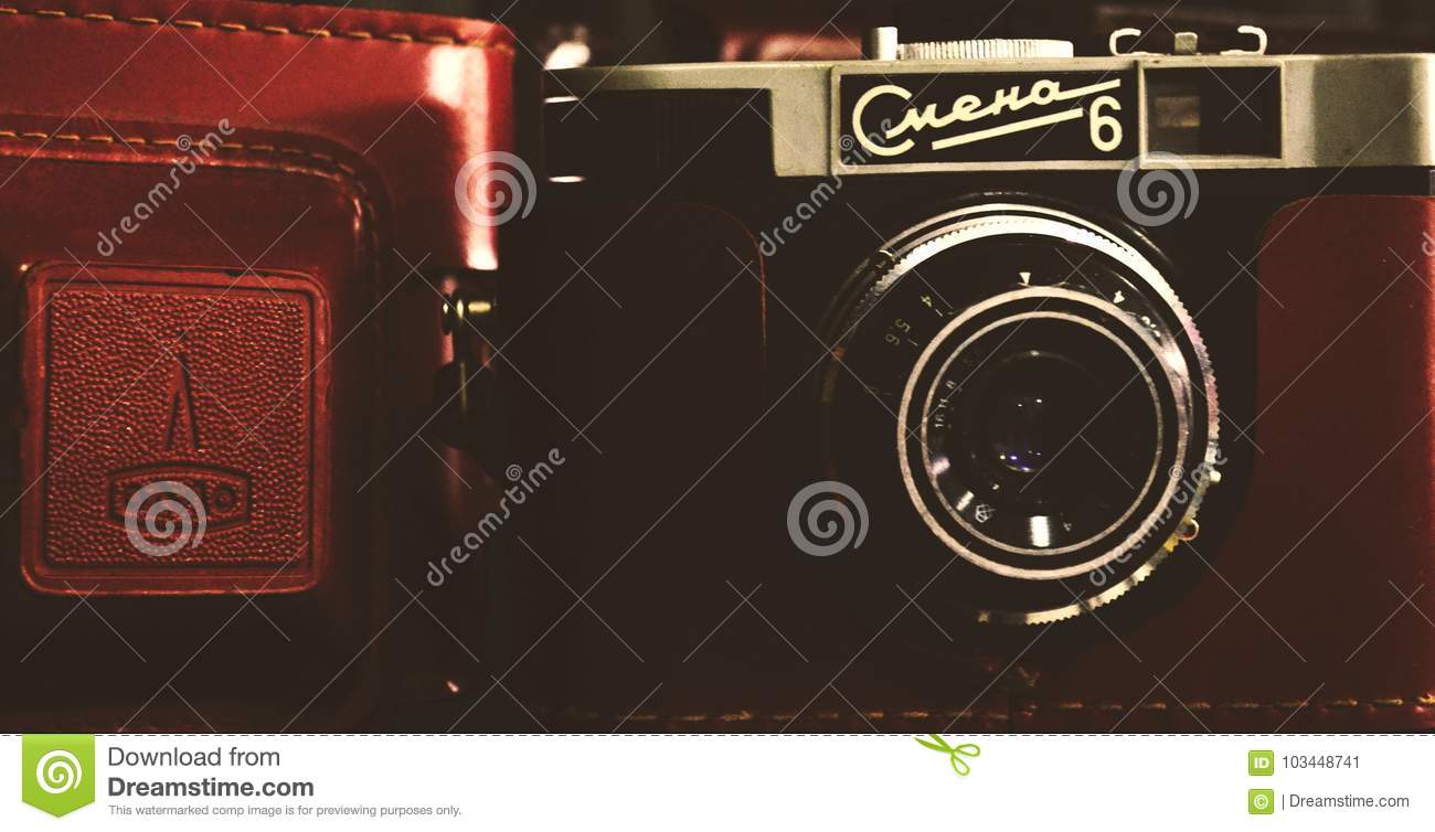 Camera in the past
