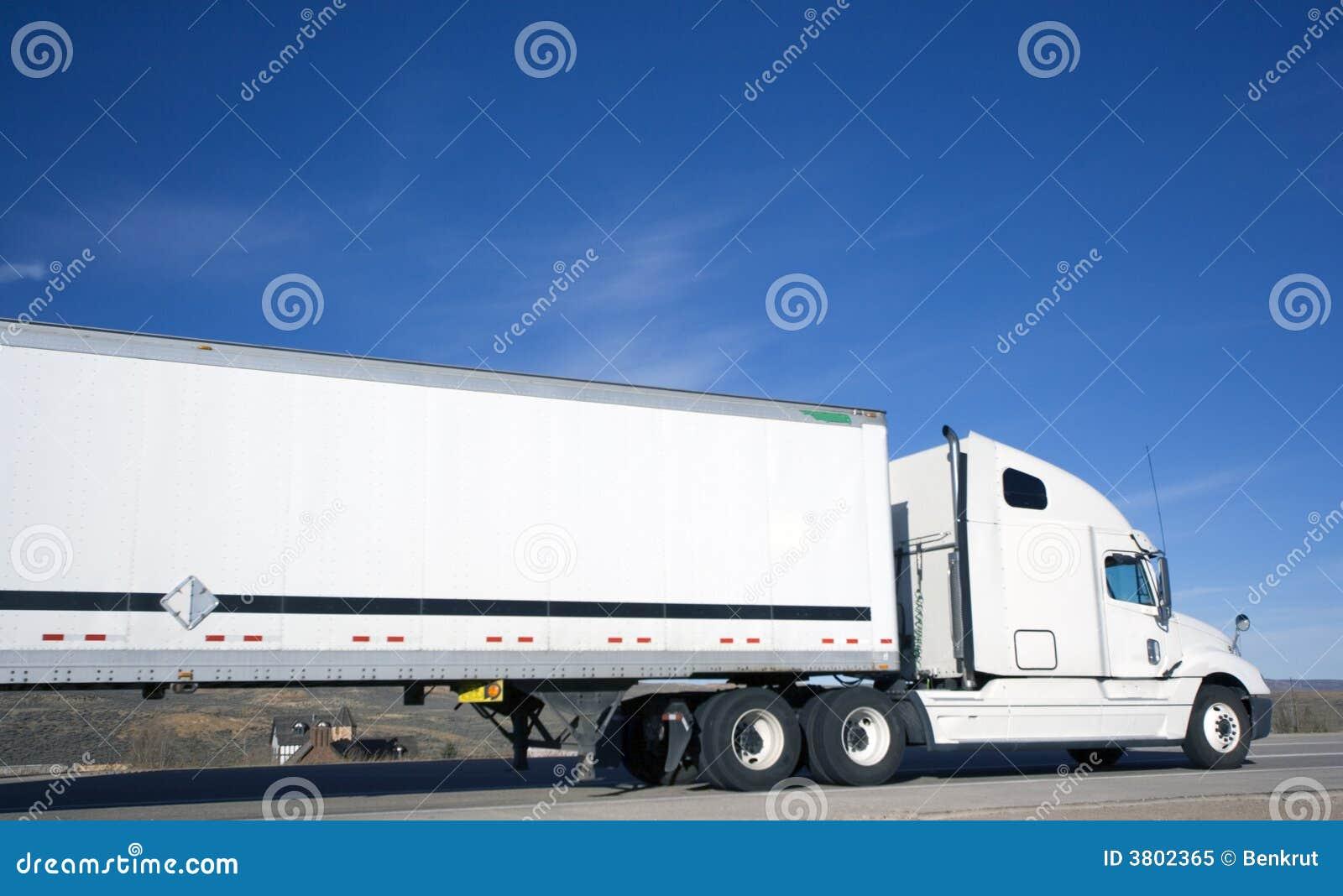 Camera sotto il camion