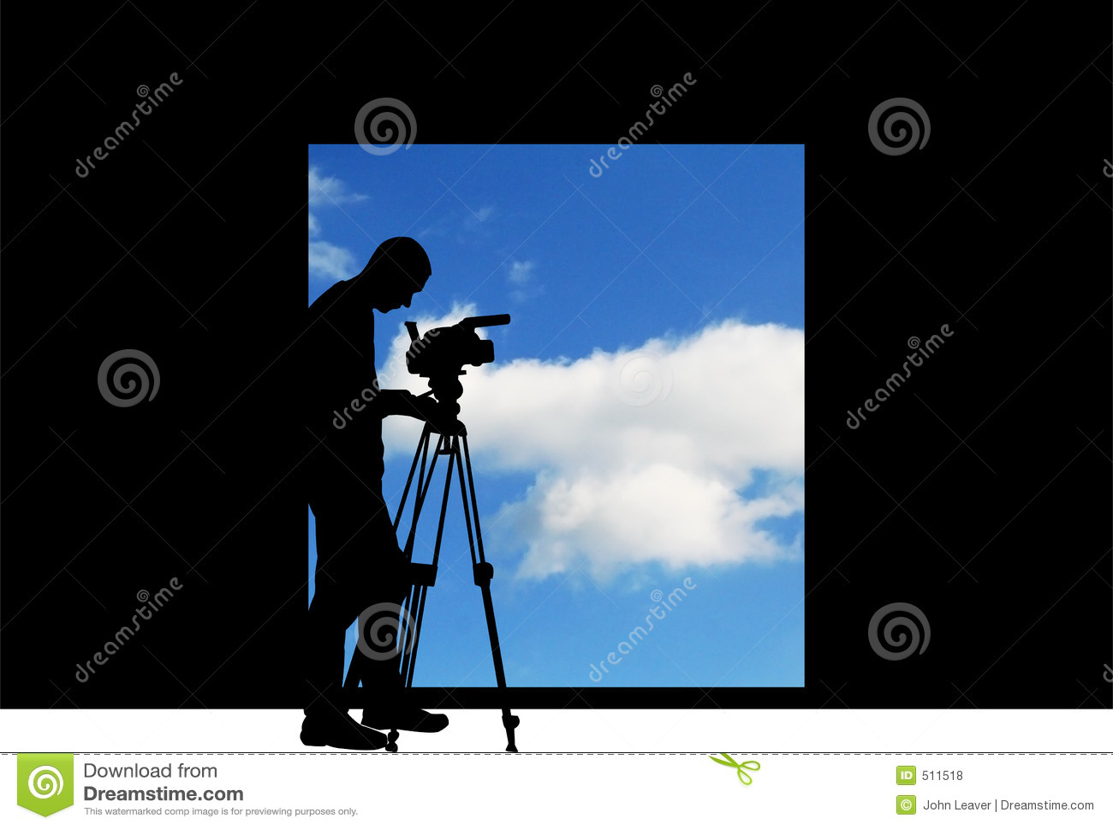 Cameramanfilmandesky