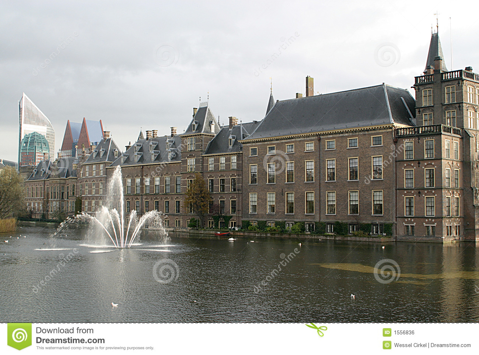 camere del parlamento olanda fotografia stock immagine