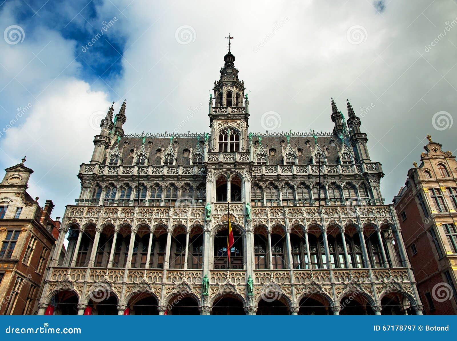 Camere di Grand Place famoso