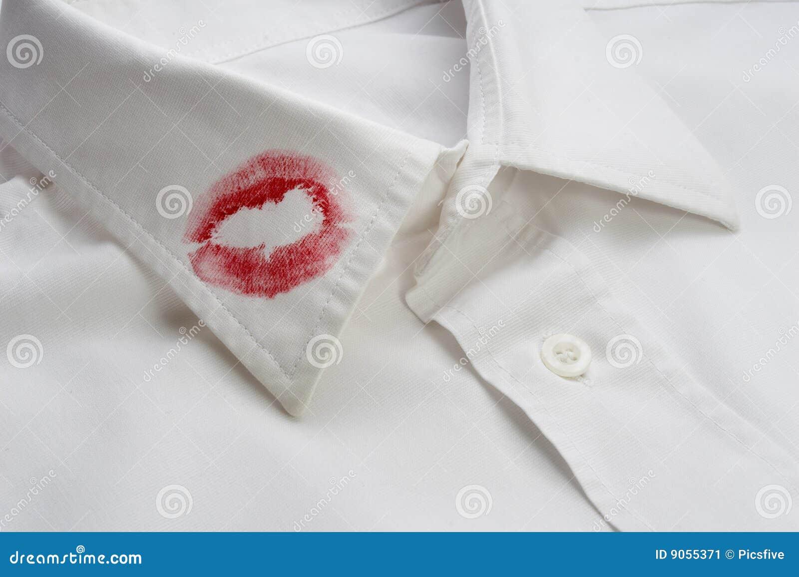 Camicia del rossetto