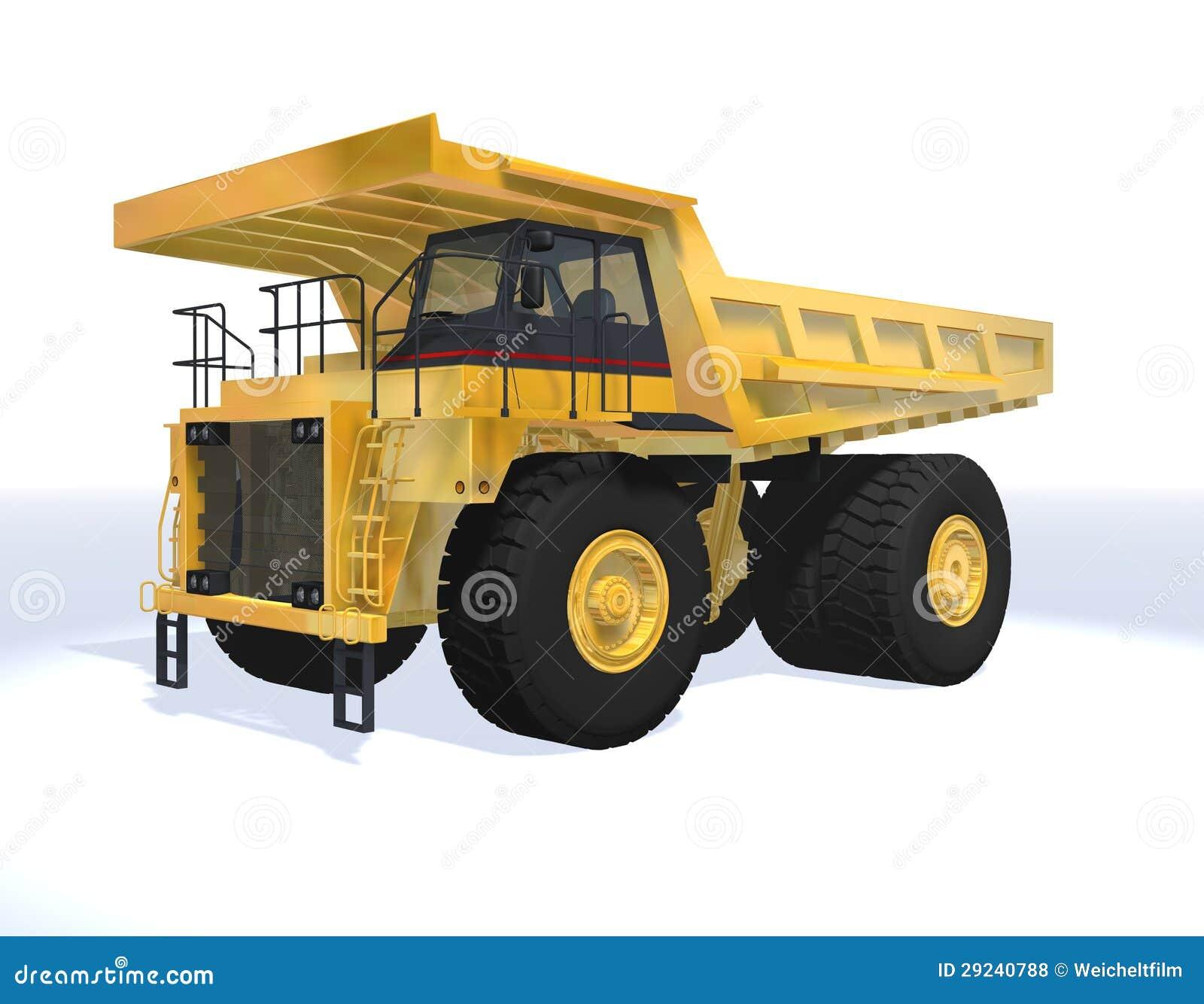 Download Caminhão ilustração stock. Ilustração de objetos, veículo - 29240788