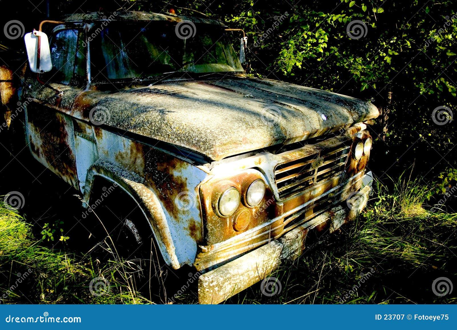 Caminhão da exploração agrícola