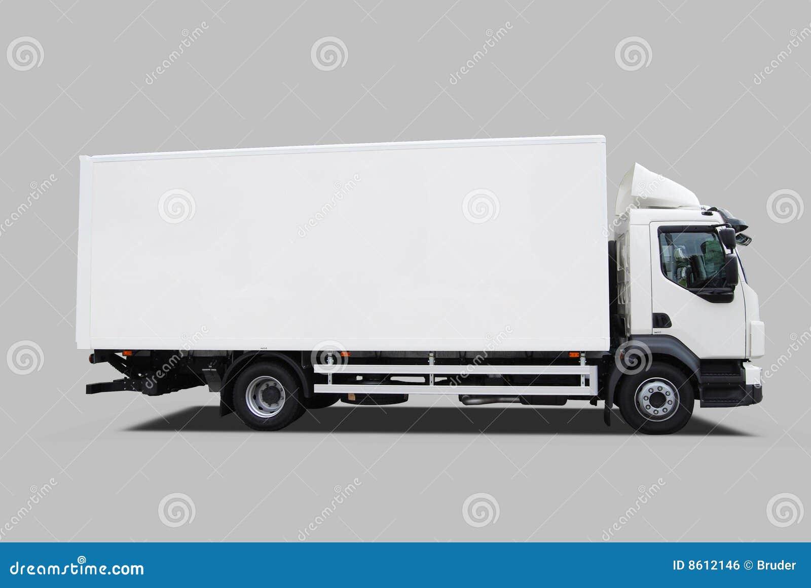 Caminhão de entrega