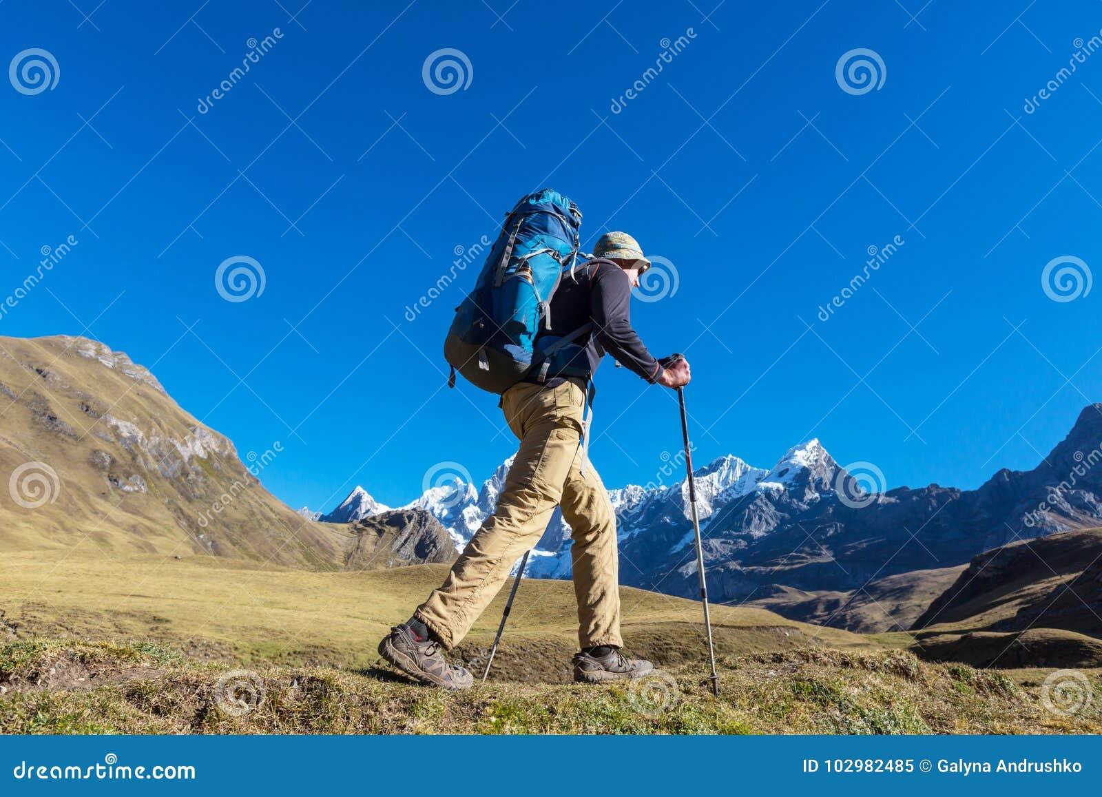 Caminhada no Peru