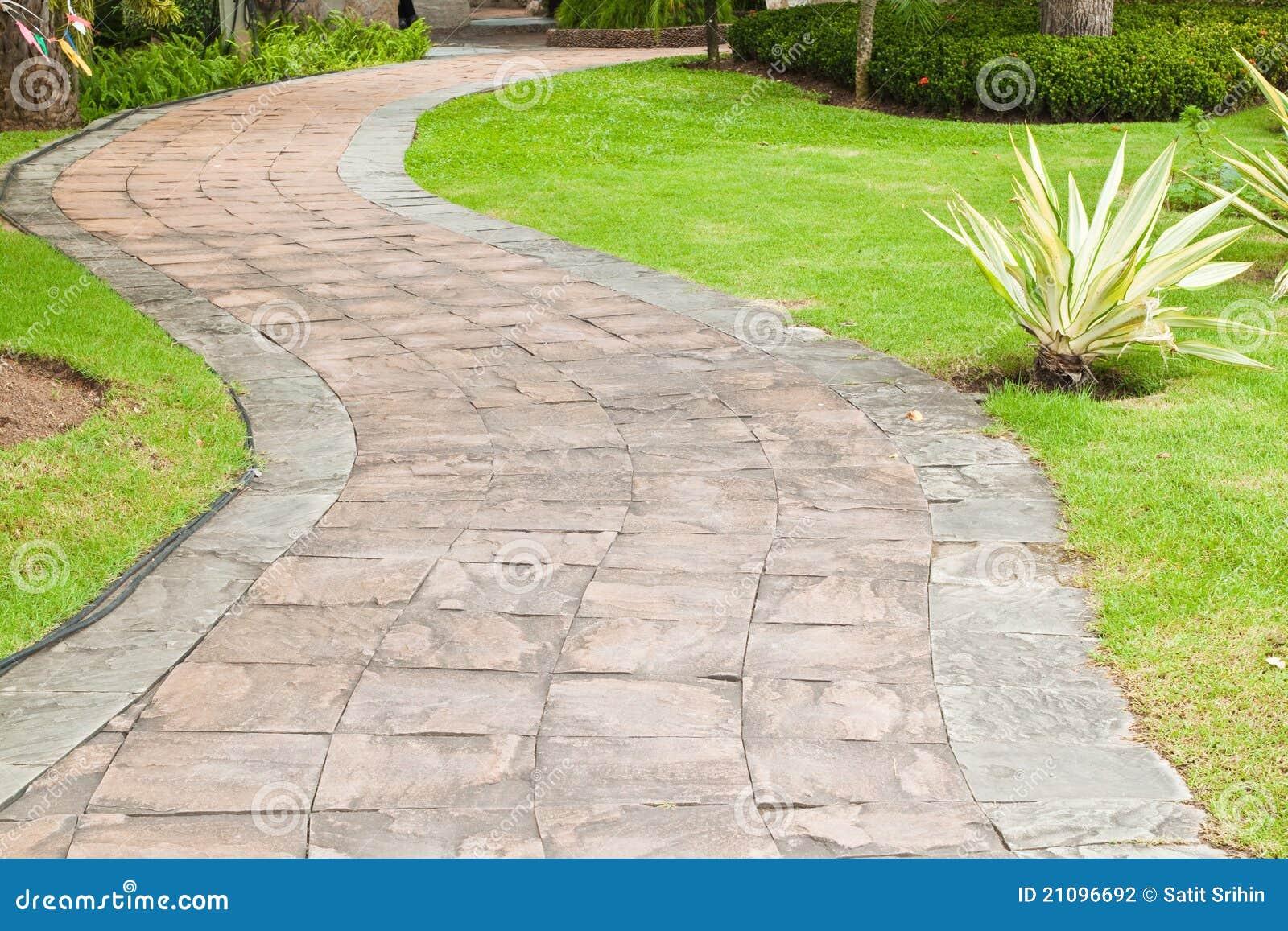 pedra jardim caminho:Stone Pathway Photography
