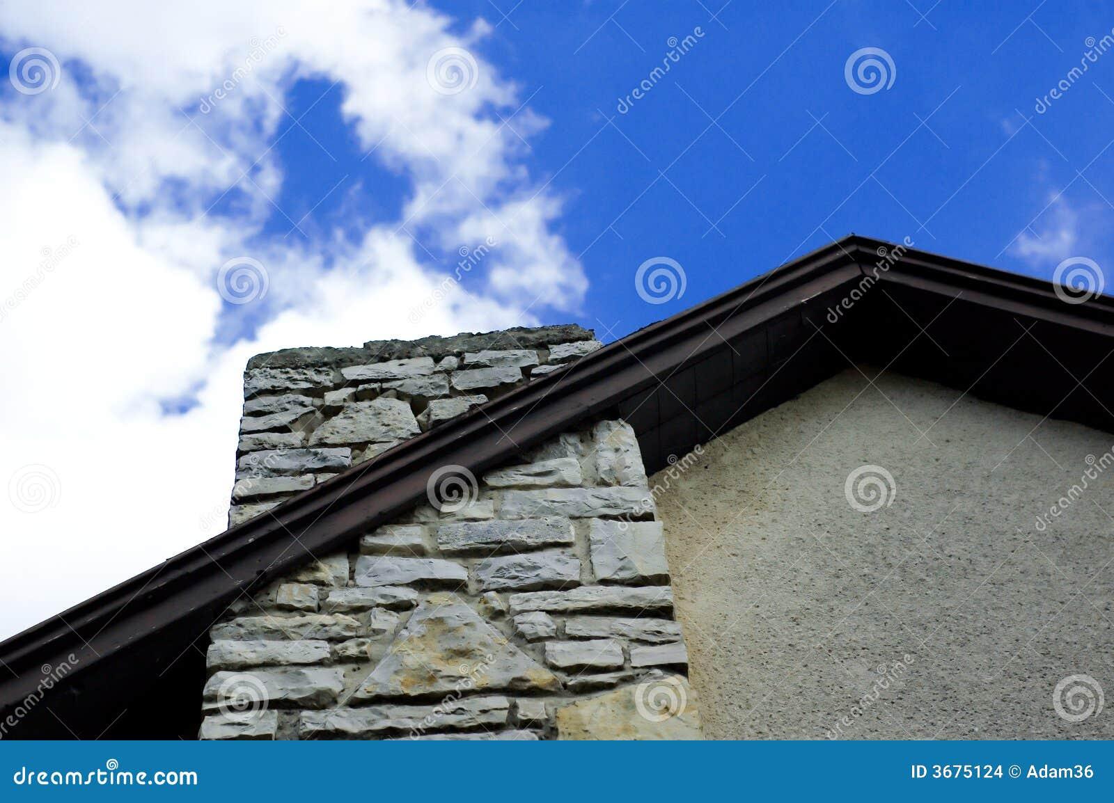 Download Camino fotografia stock. Immagine di architettura, residenza - 3675124