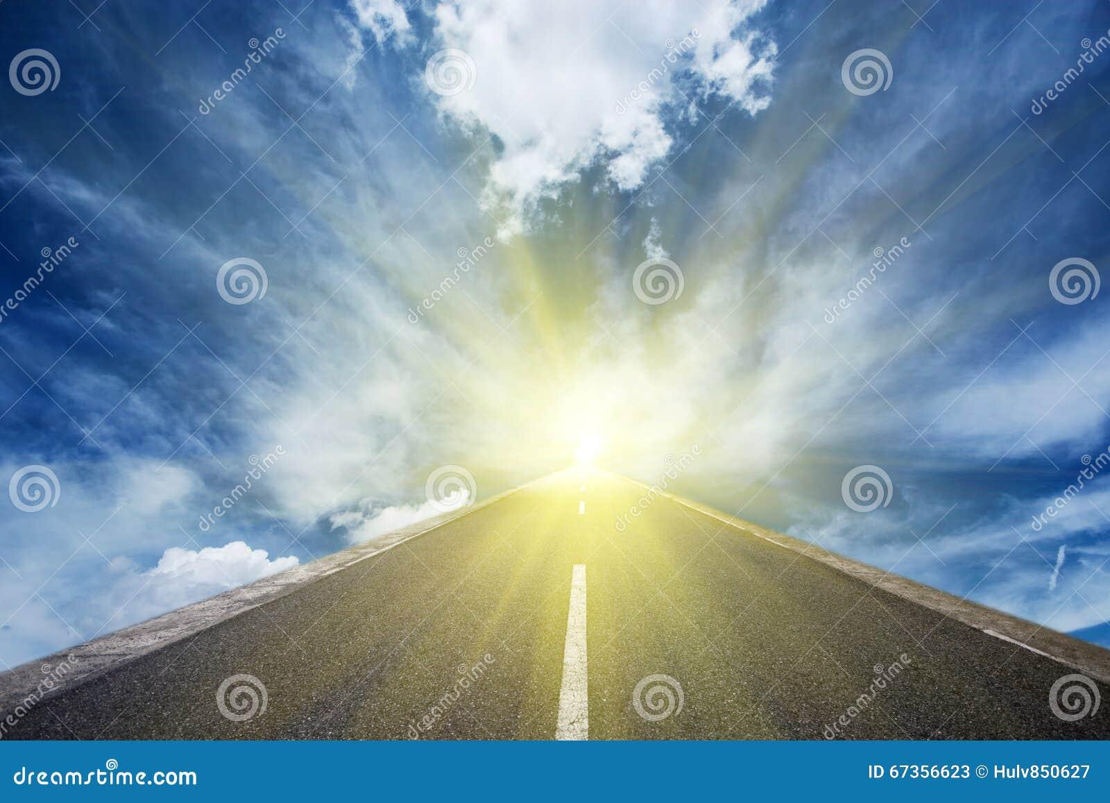 Camino a brillar intensamente