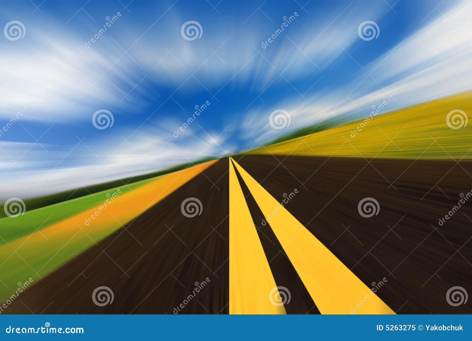 Camino de la velocidad