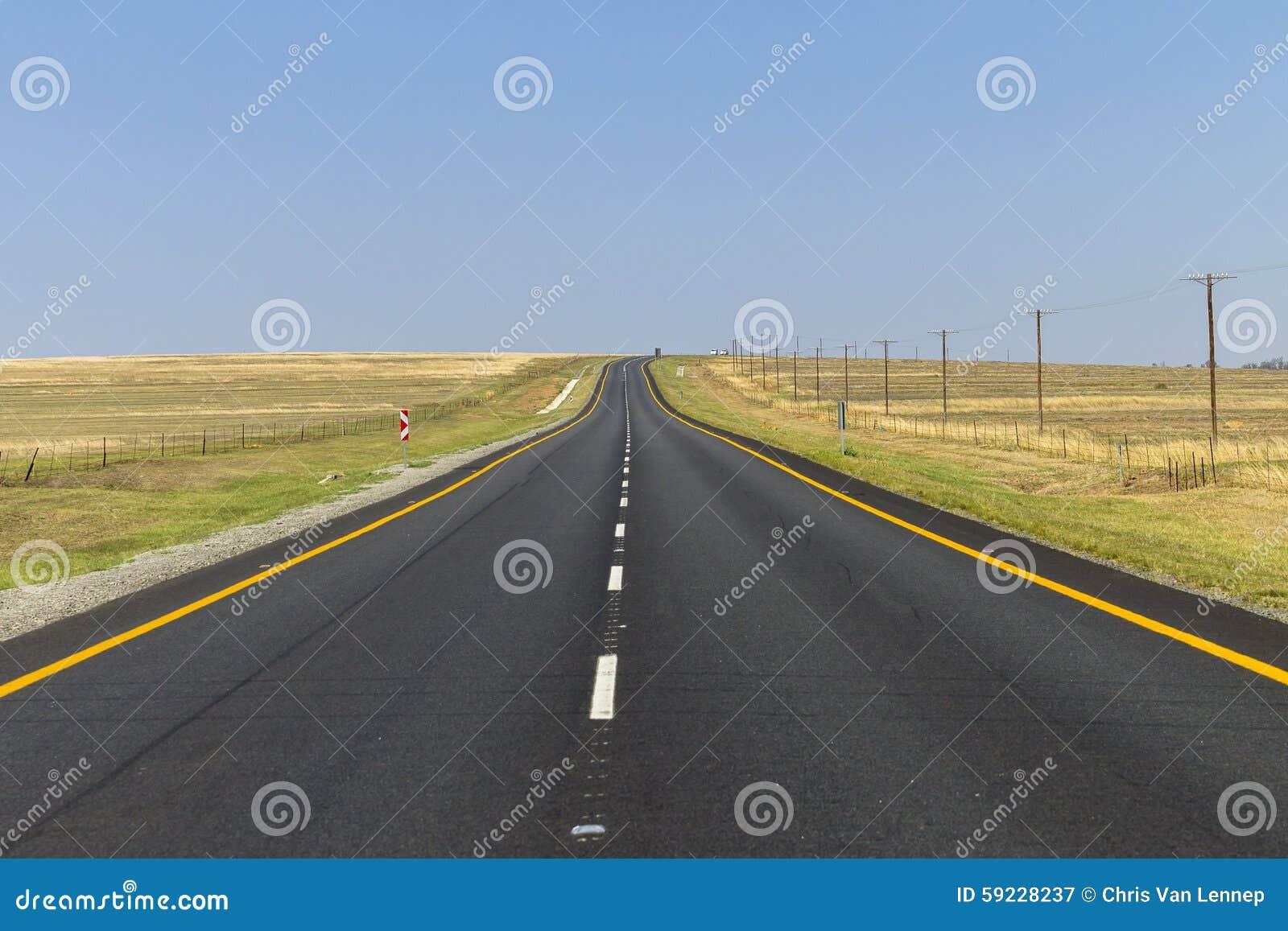 Camino derecho