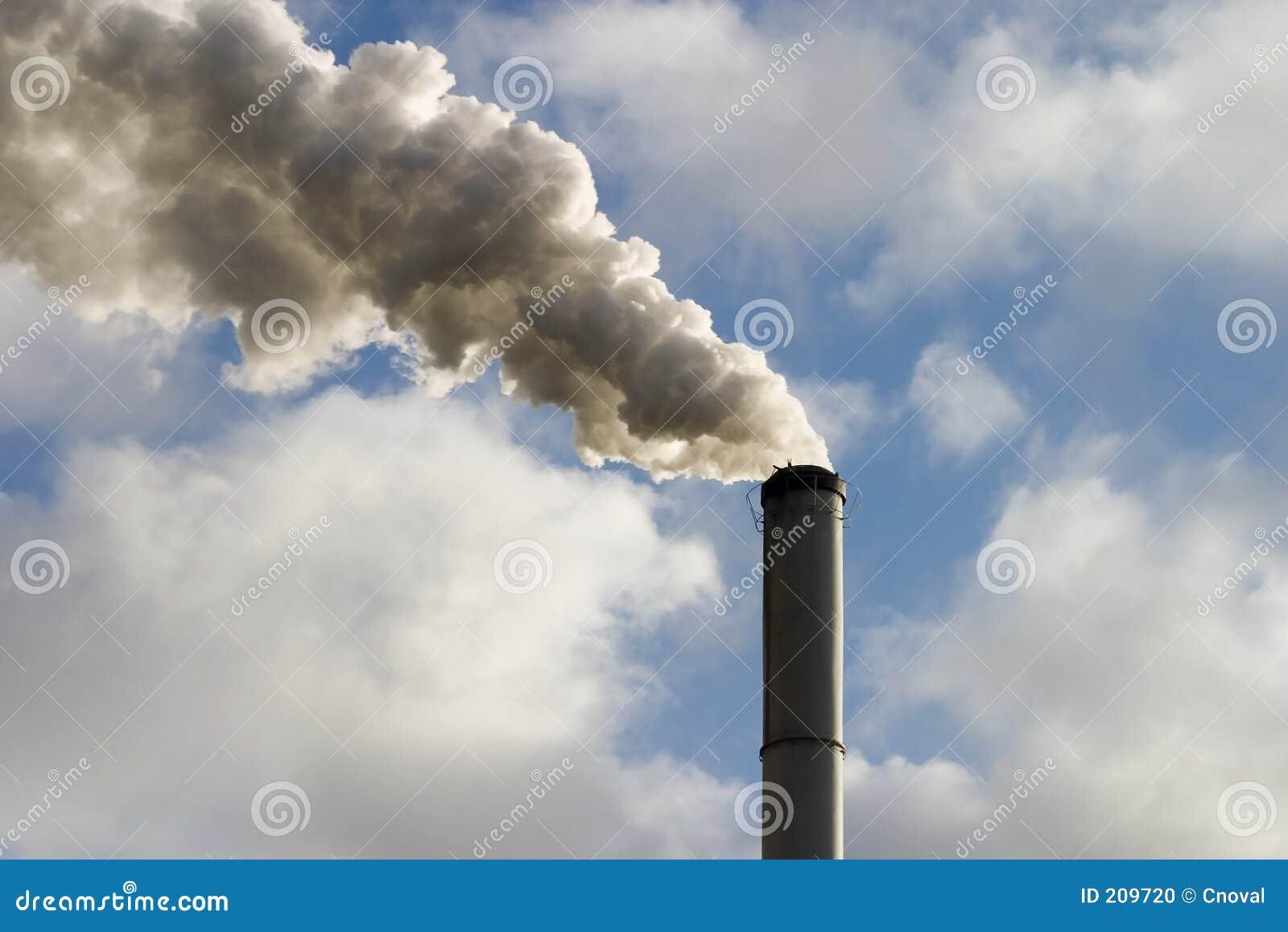 Camino e fumo