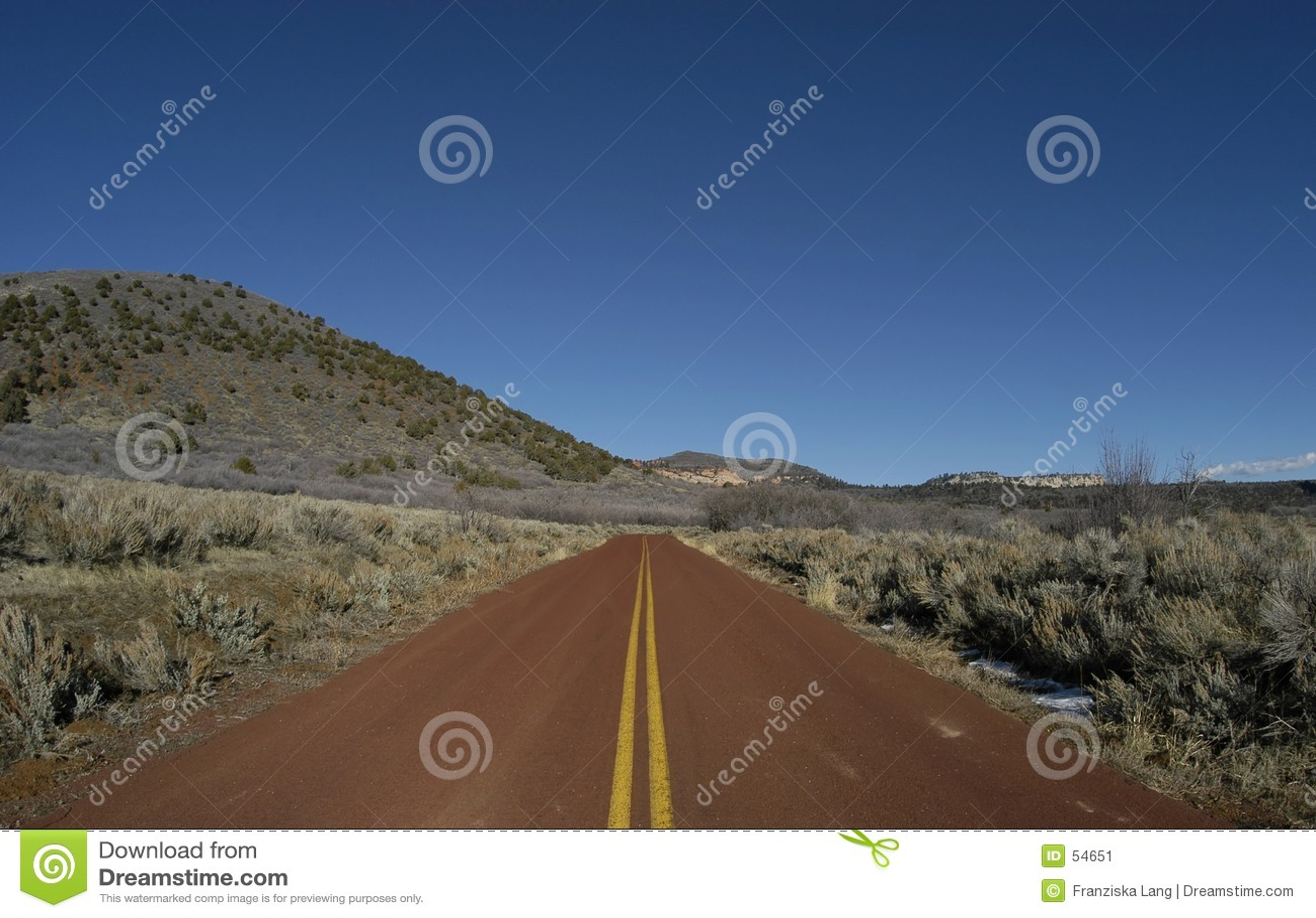 Camino rojo