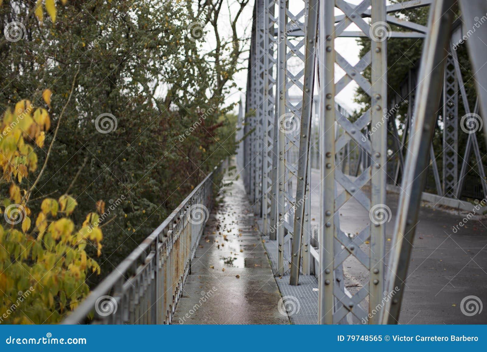 Camino viejo Valencia del puente