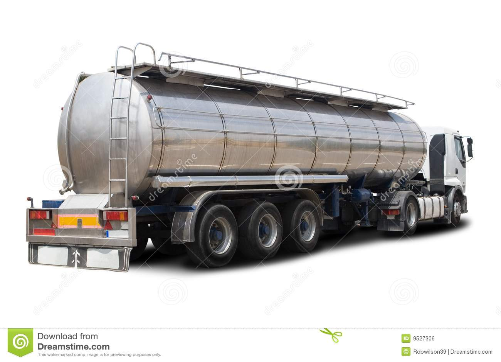 camion citerne aspirateur d 39 essence photo stock image du liquide danger 9527306. Black Bedroom Furniture Sets. Home Design Ideas