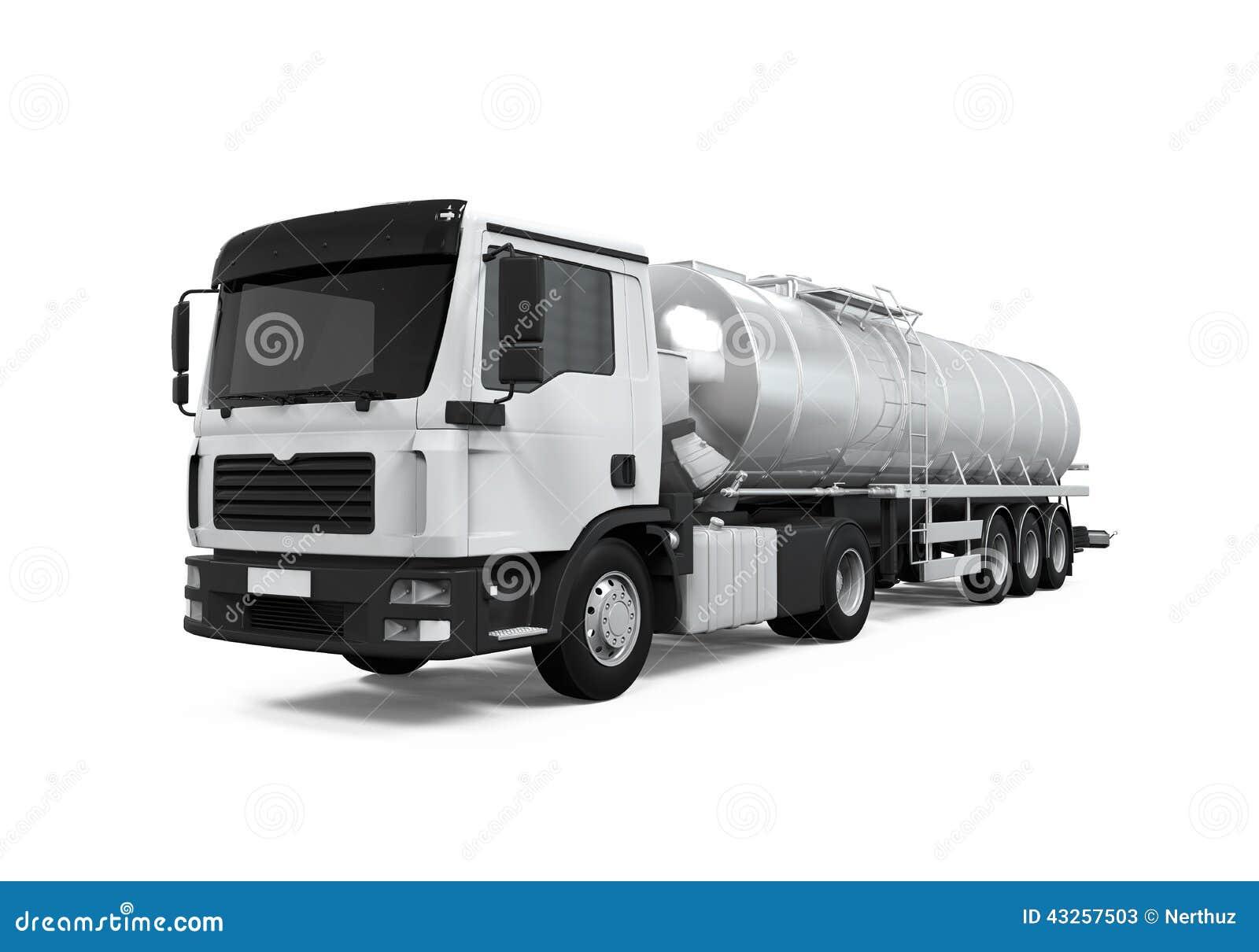 camion citerne aspirateur de carburant illustration stock illustration du isolement cargaison. Black Bedroom Furniture Sets. Home Design Ideas