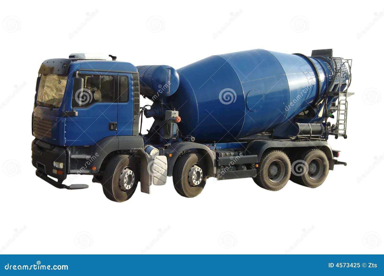 Camion de mélangeur de colle