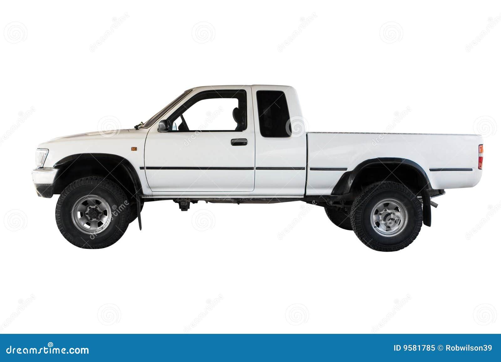 Camion de sélection vers le haut