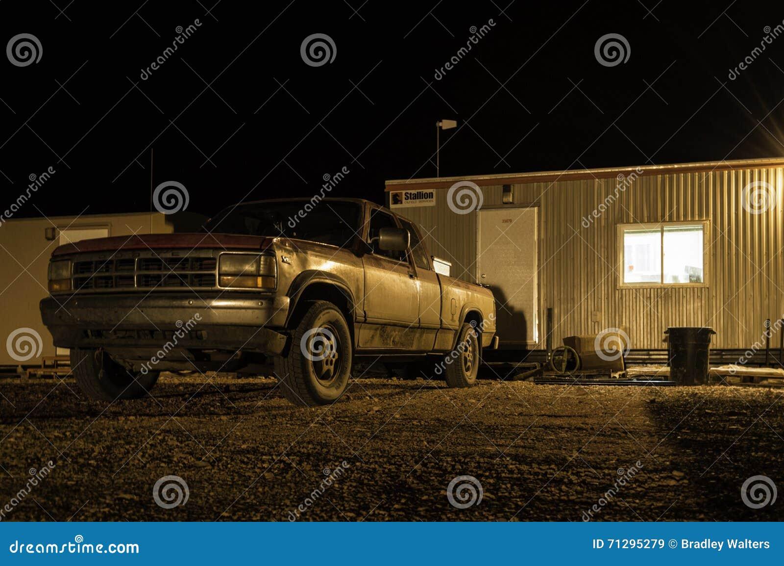 Camion de travail