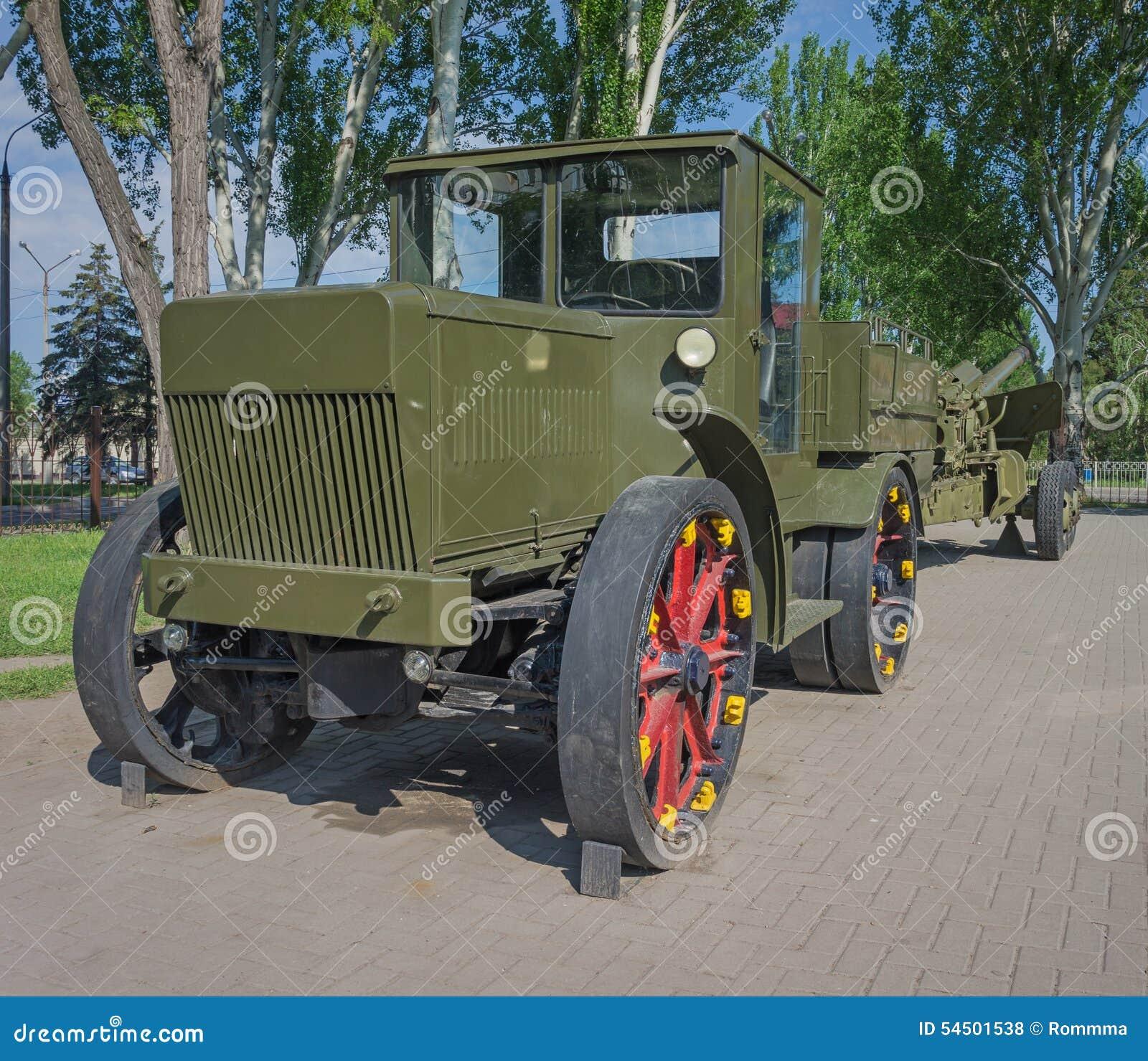 Camion de vintage