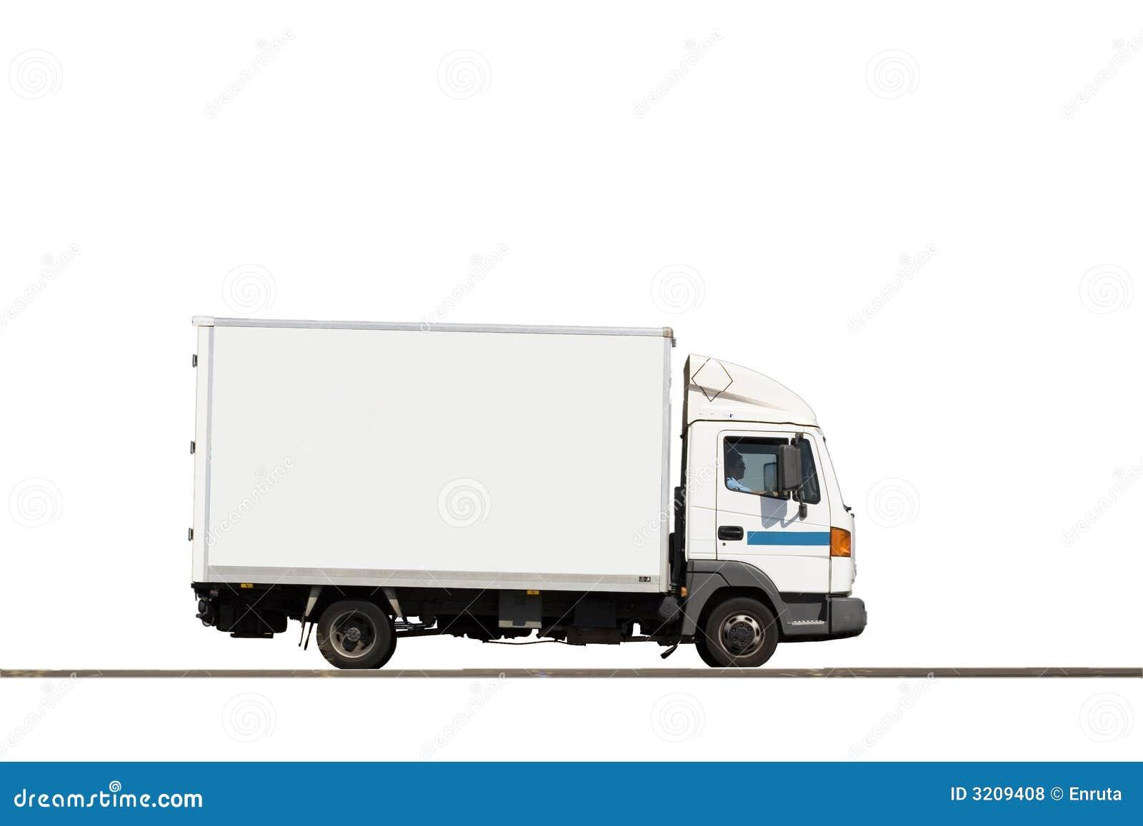 Camion del carico