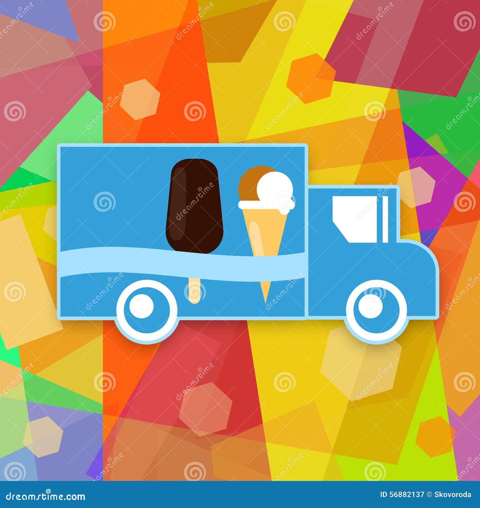 Camion del gelato