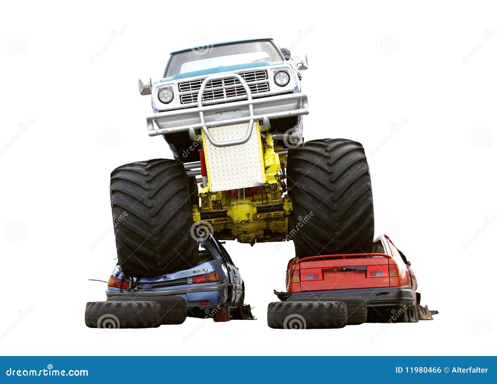 Camion del mostro