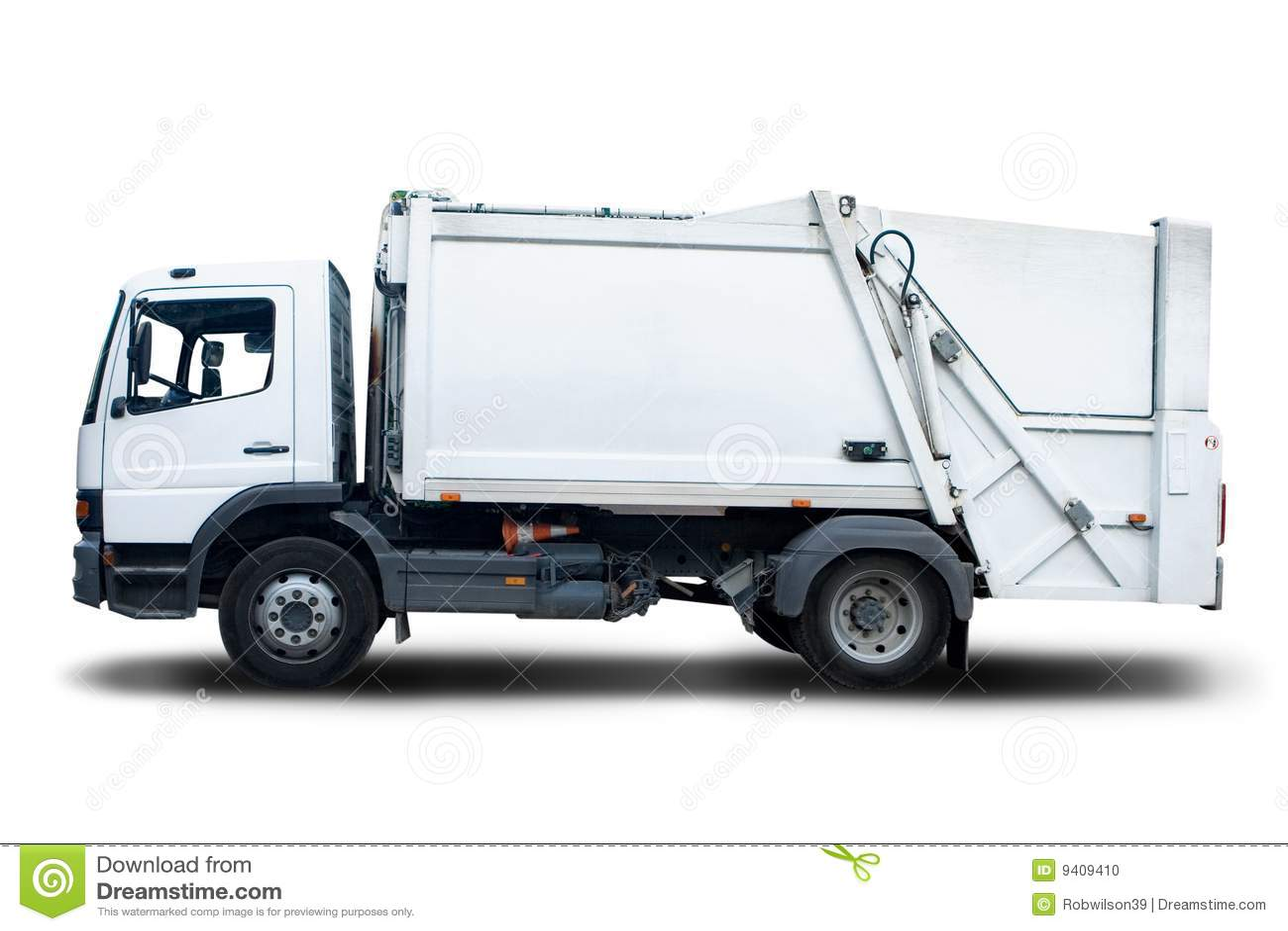 Camion di immondizia