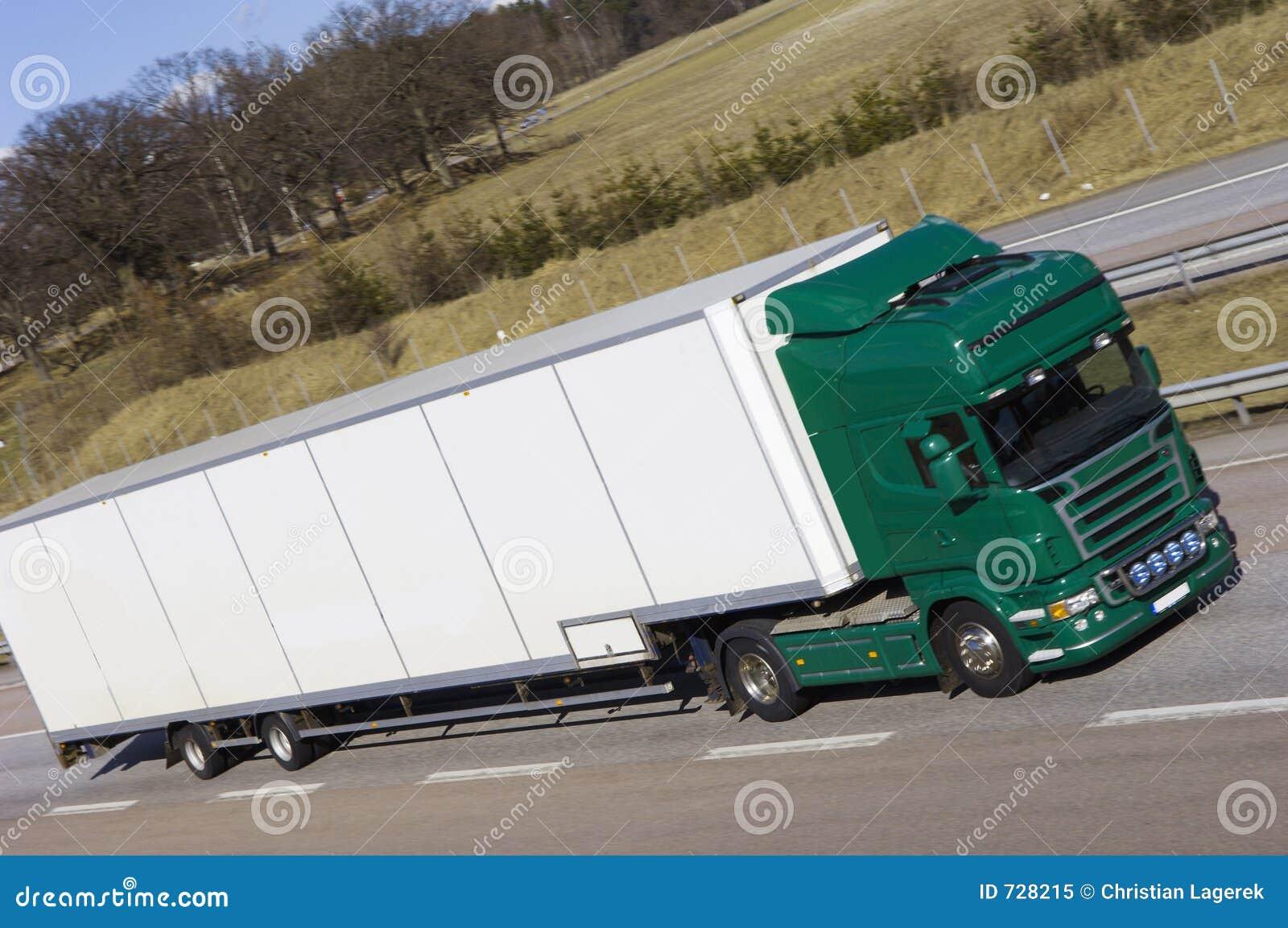 Camion géant, camion