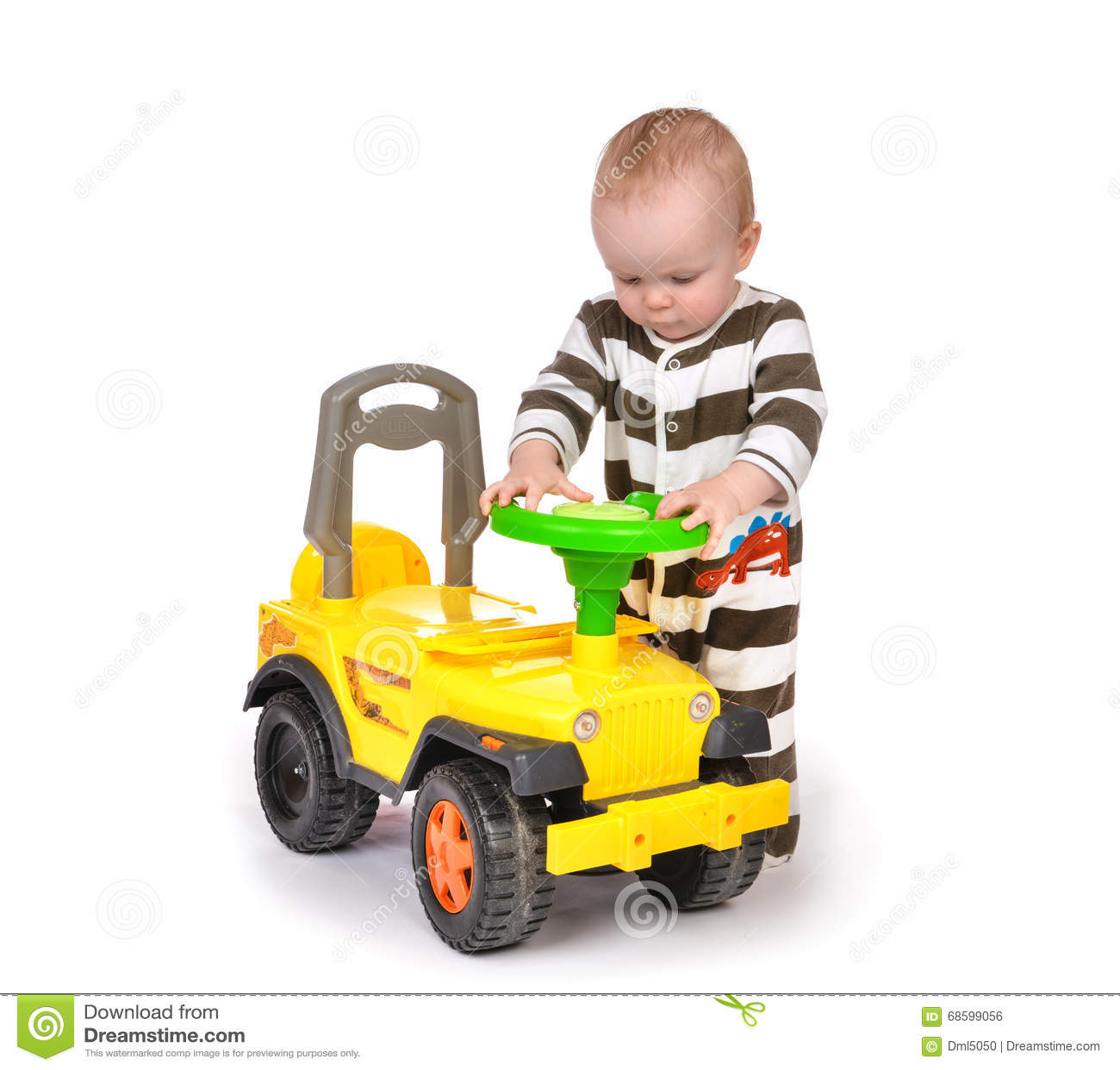 camion moteur heureux de voiture de jouet d 39 enfant d. Black Bedroom Furniture Sets. Home Design Ideas