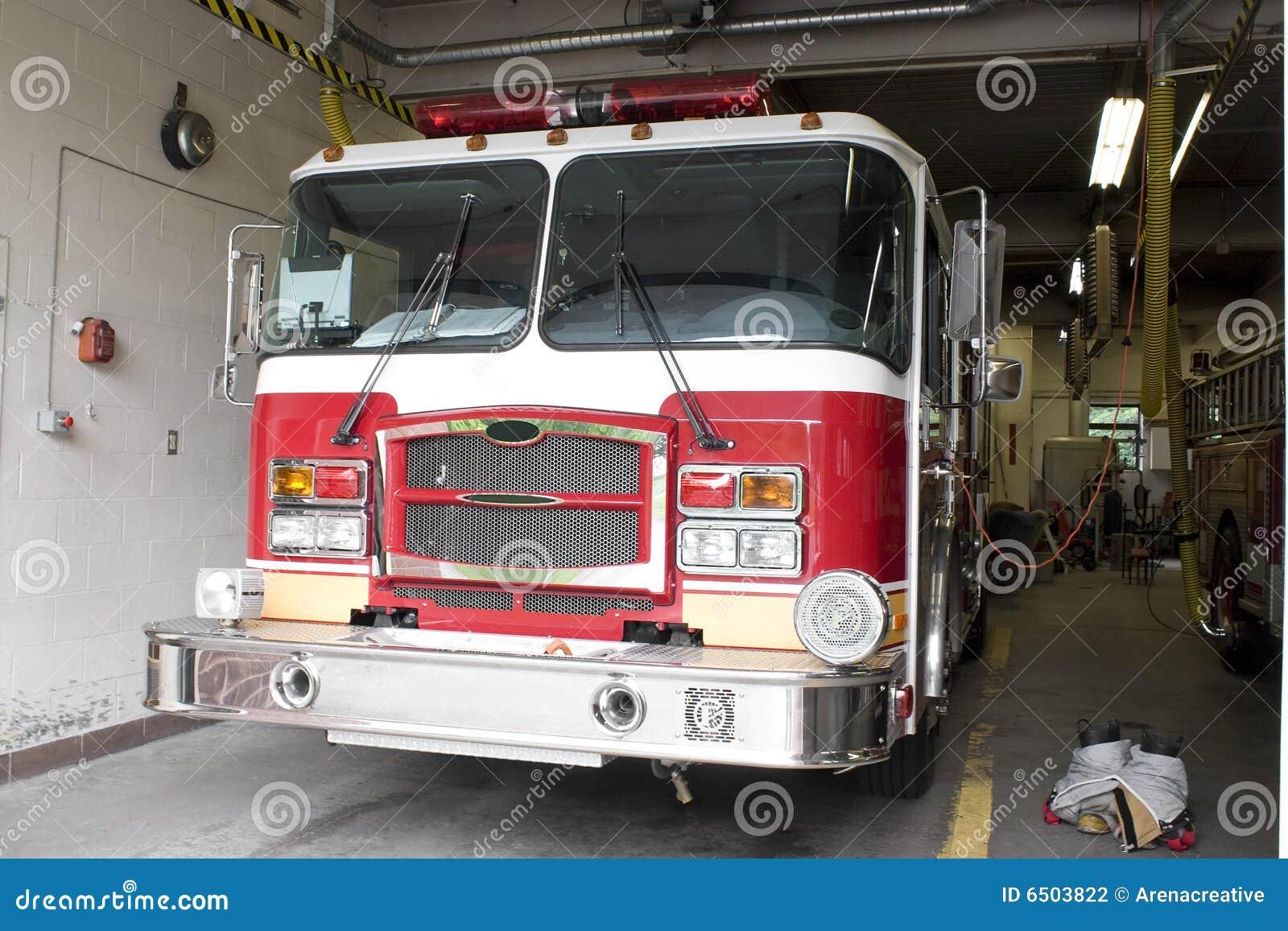 Camion neuf d incendie de marque