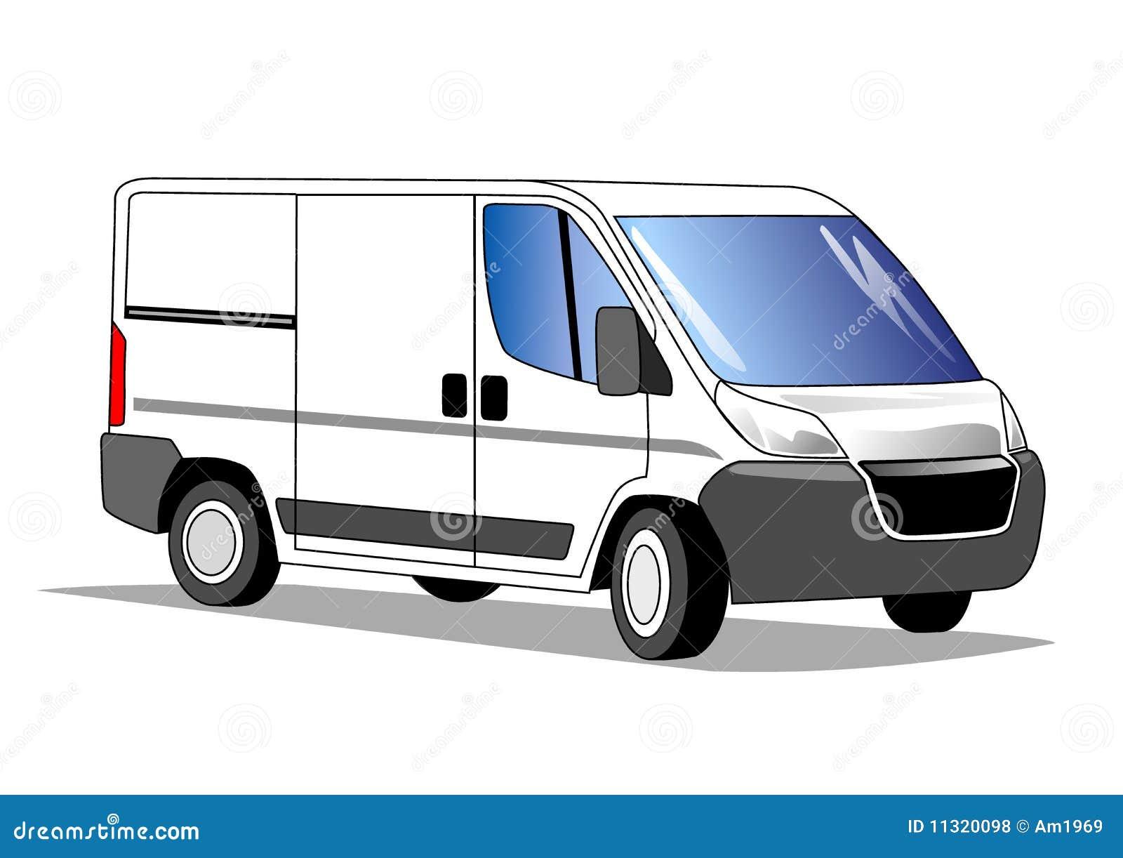 camionnette photos libres de droits image 11320098. Black Bedroom Furniture Sets. Home Design Ideas
