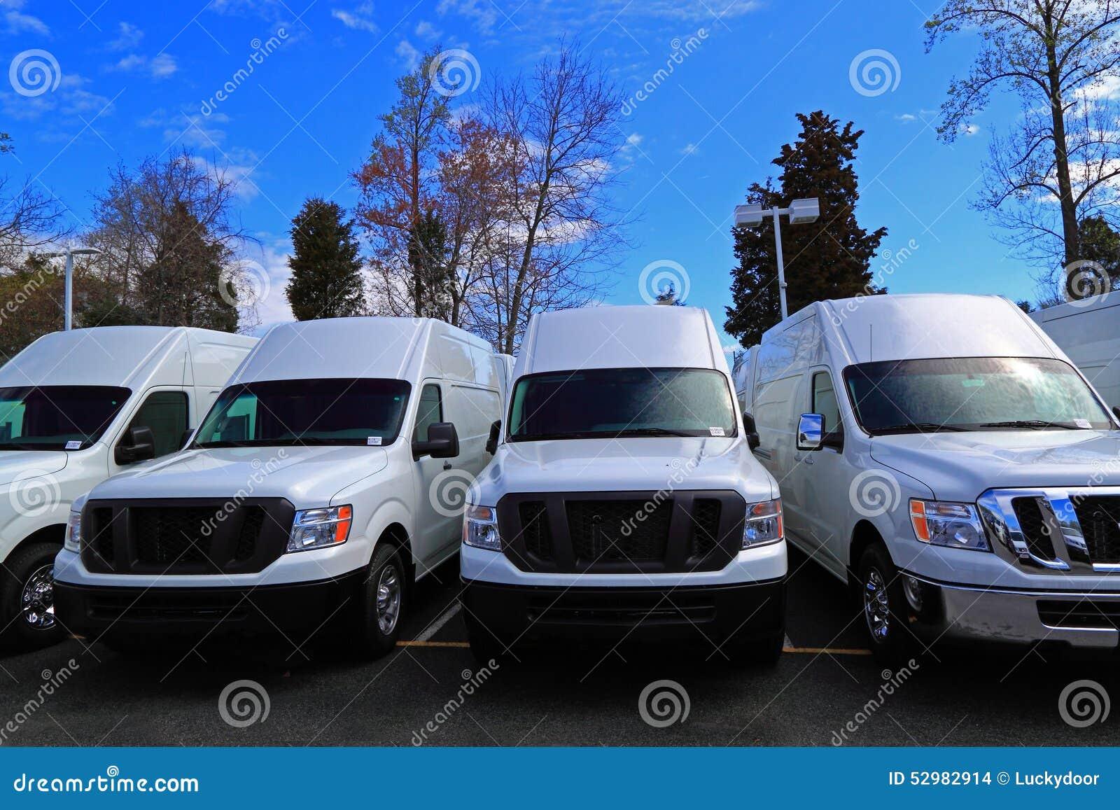 Camions commerciaux de cargaison
