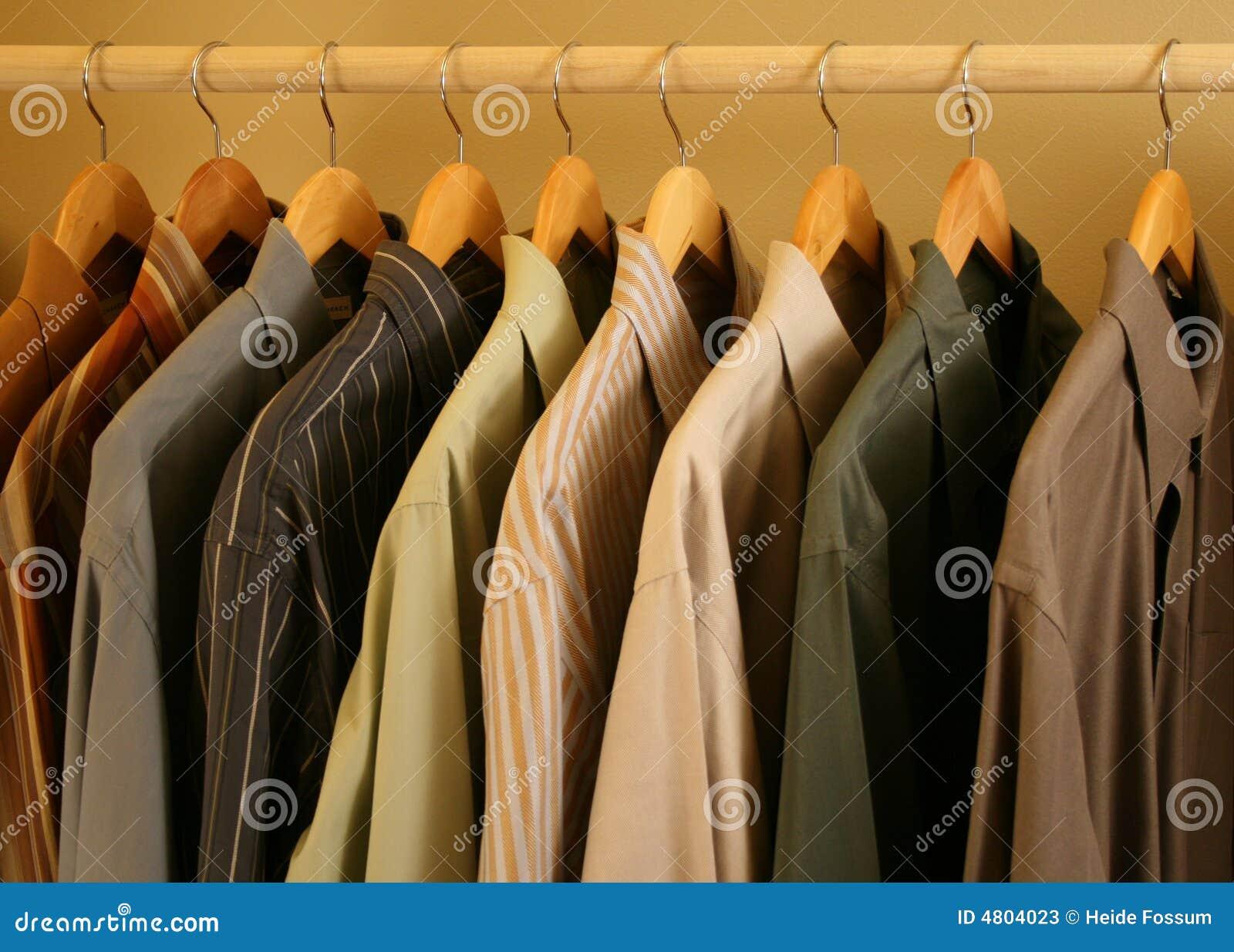 Camisas de alineada del mens de Contempory