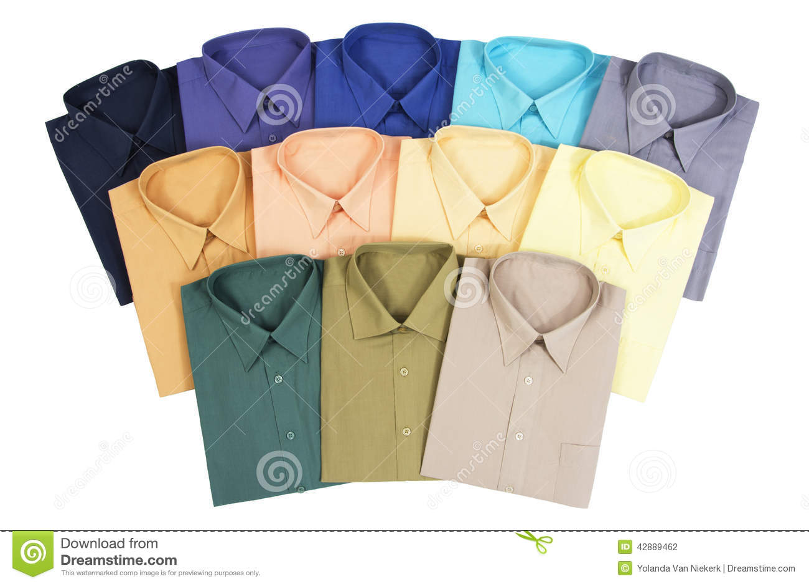 Camisas de los hombres