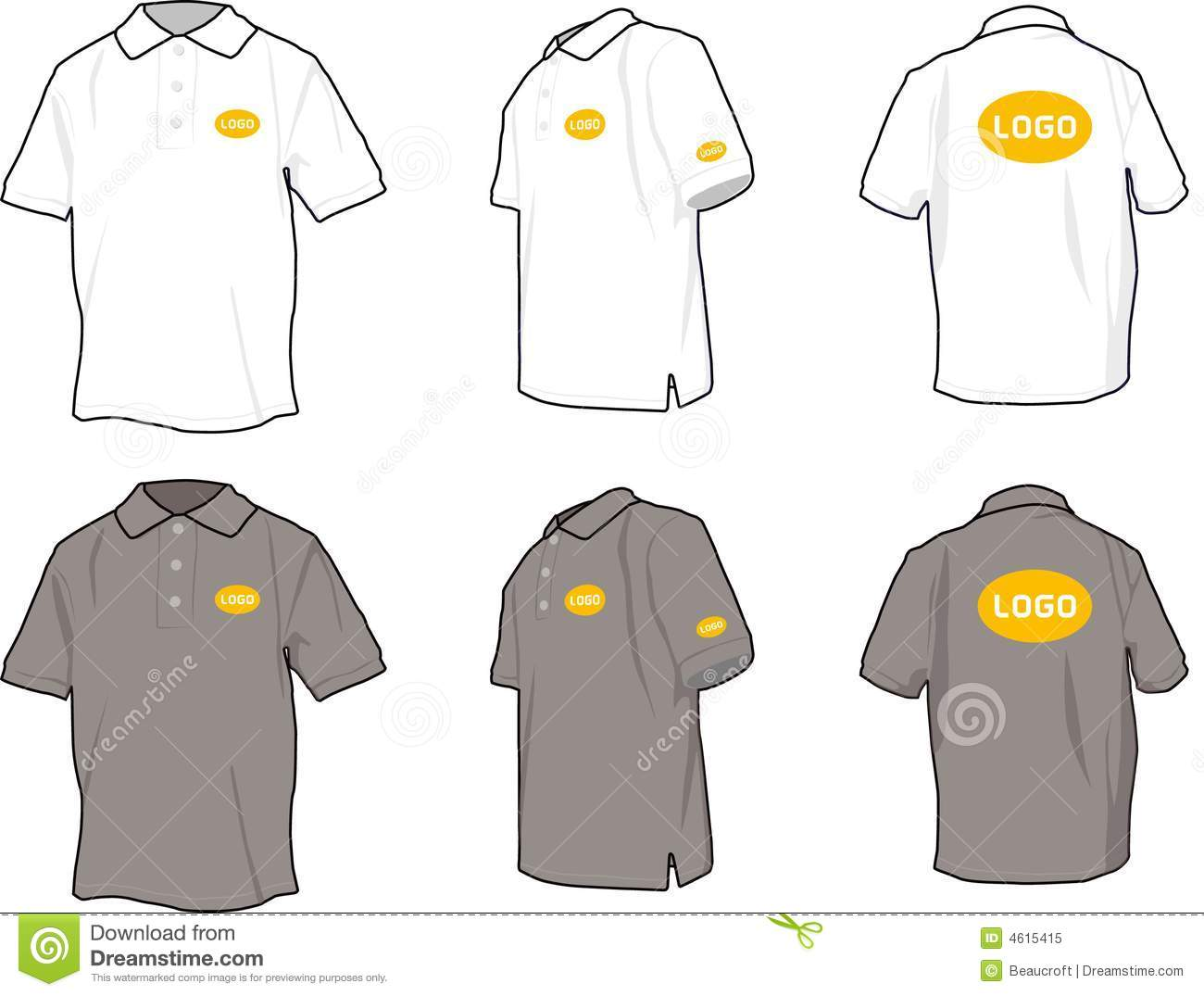 Different Positions In T Shirt Design Company