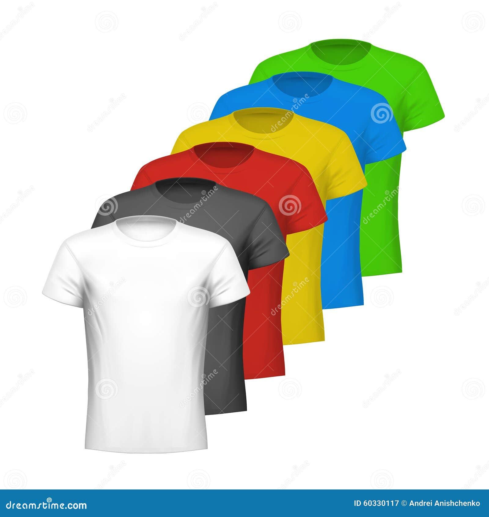 Camisas del color